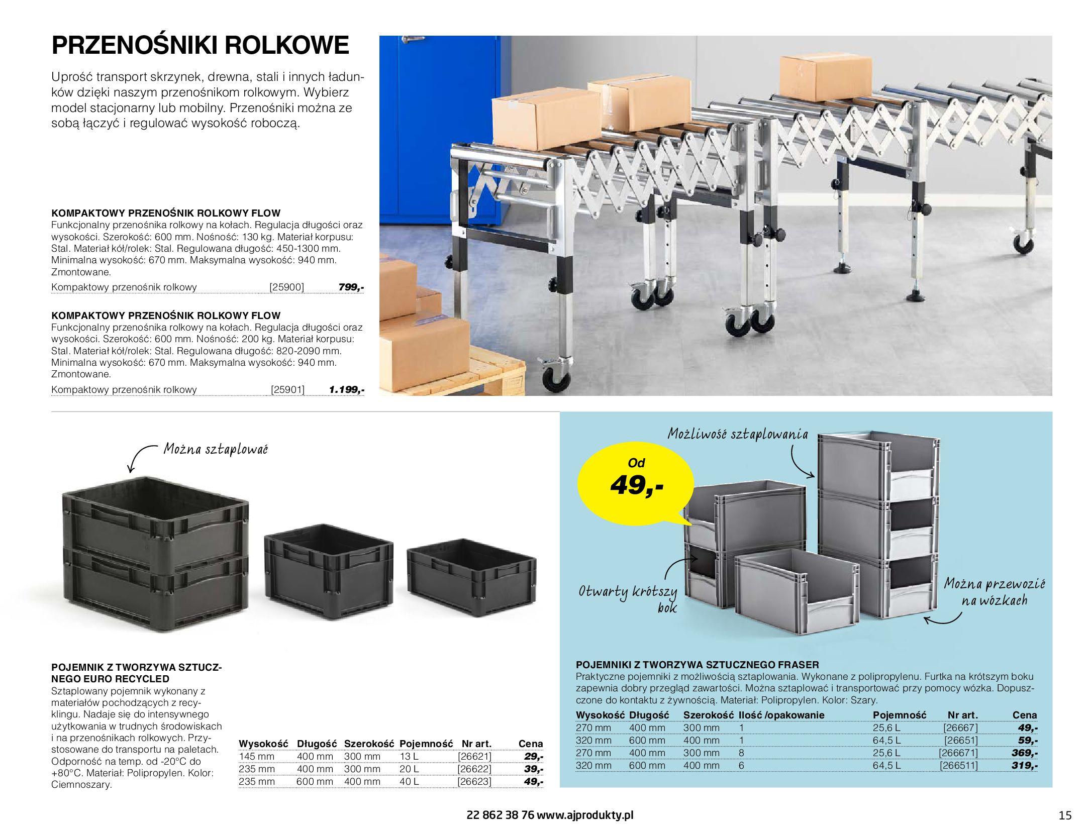 Gazetka AJ Produkty: Gazetka AJ Produkty - katalog przemysł i warsztat 2021-05-07 page-15