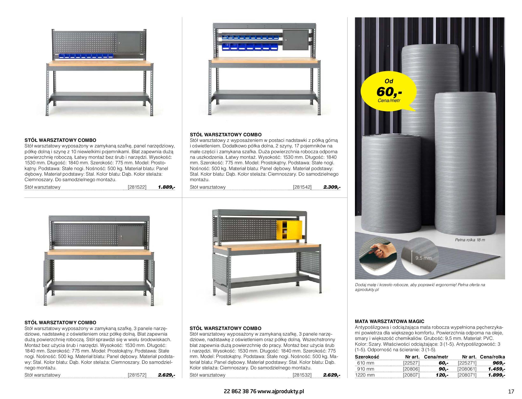 Gazetka AJ Produkty: Gazetka AJ Produkty - katalog przemysł i warsztat 2021-05-07 page-17