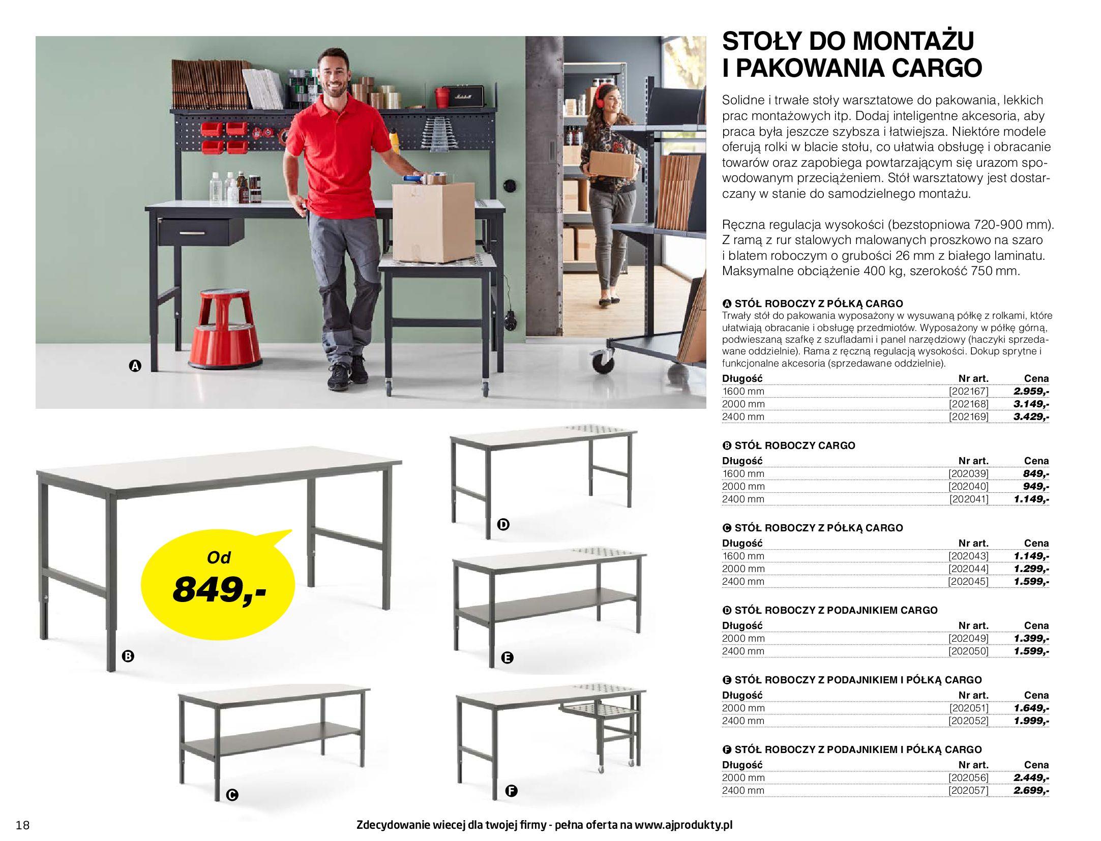 Gazetka AJ Produkty: Gazetka AJ Produkty - katalog przemysł i warsztat 2021-05-07 page-18