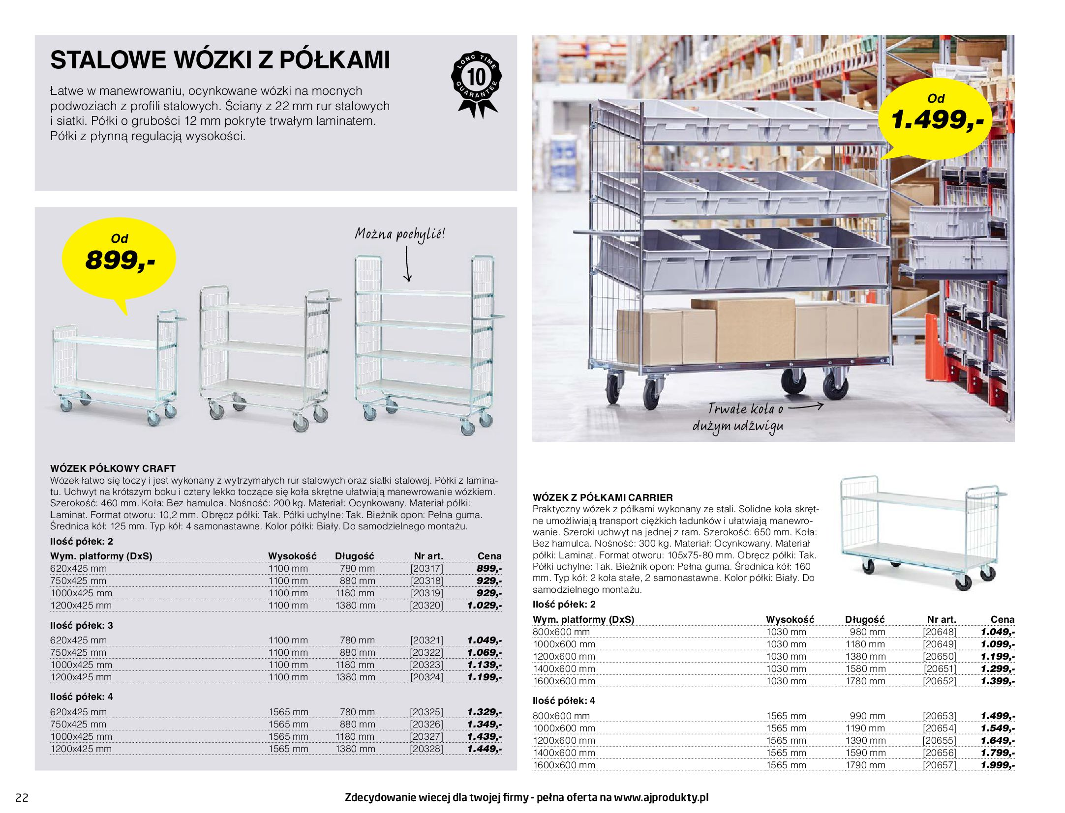 Gazetka AJ Produkty: Gazetka AJ Produkty - katalog przemysł i warsztat 2021-05-07 page-22