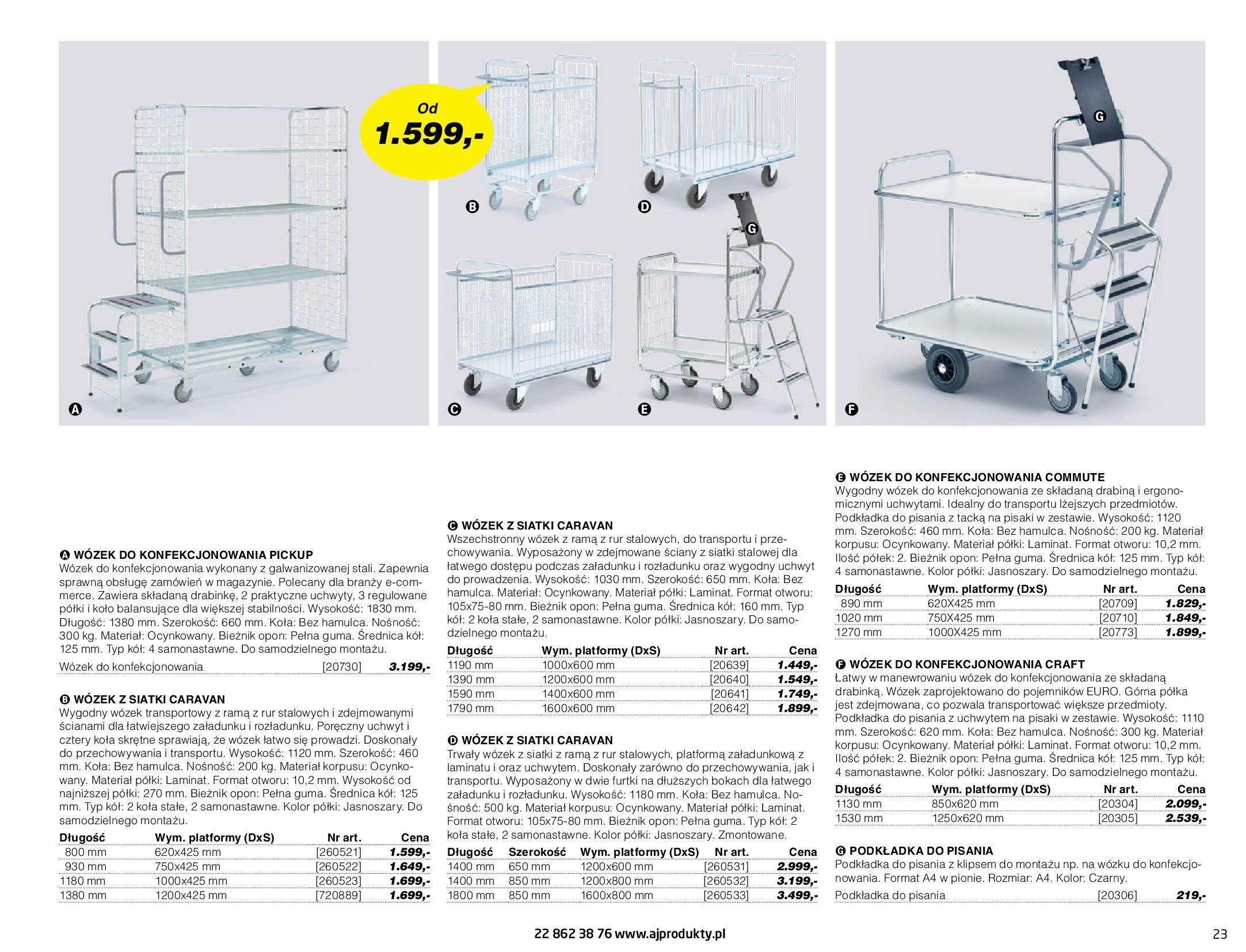 Gazetka AJ Produkty: Gazetka AJ Produkty - katalog przemysł i warsztat 2021-05-07 page-23