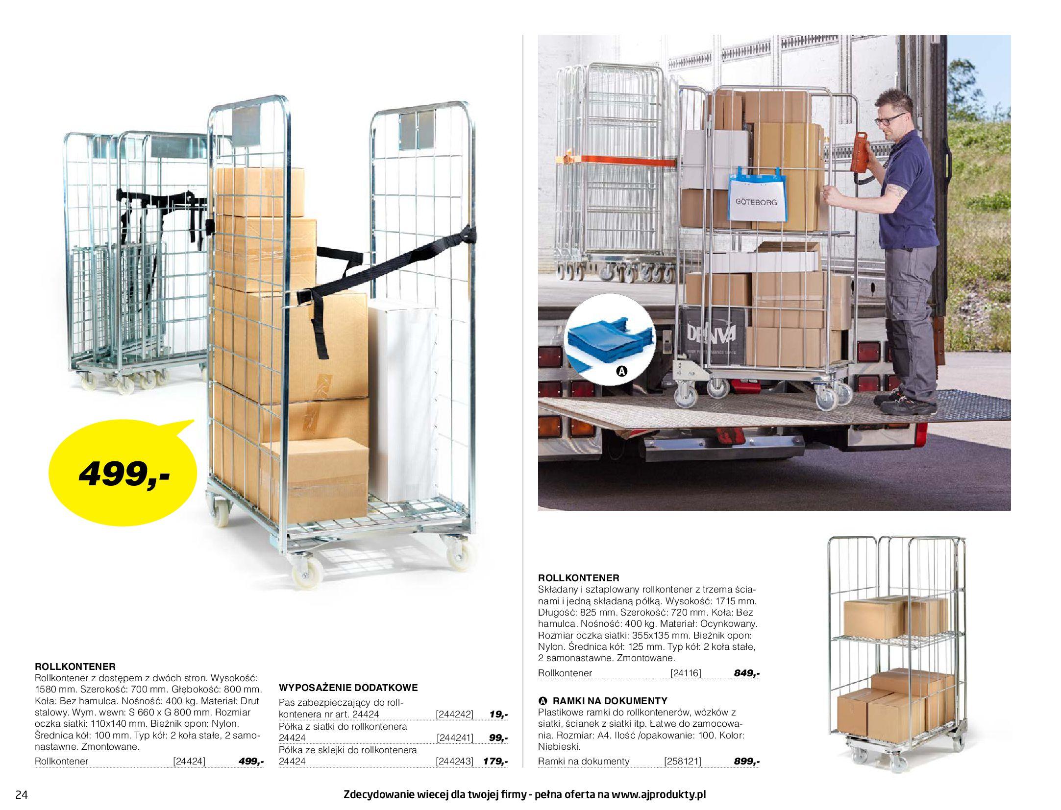 Gazetka AJ Produkty: Gazetka AJ Produkty - katalog przemysł i warsztat 2021-05-07 page-24