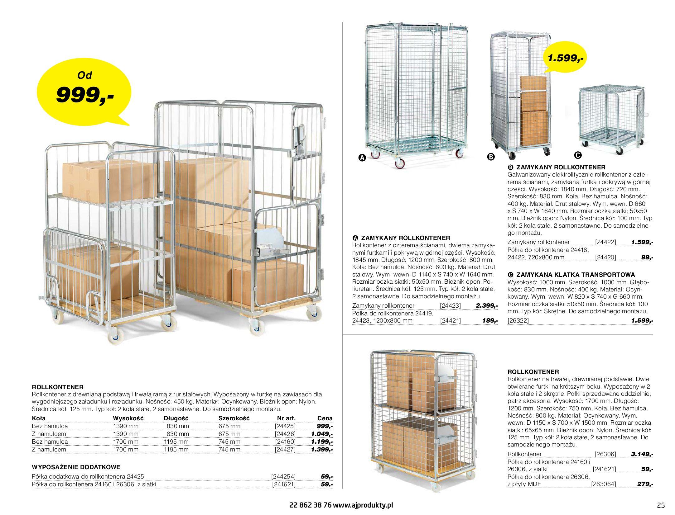 Gazetka AJ Produkty: Gazetka AJ Produkty - katalog przemysł i warsztat 2021-05-07 page-25