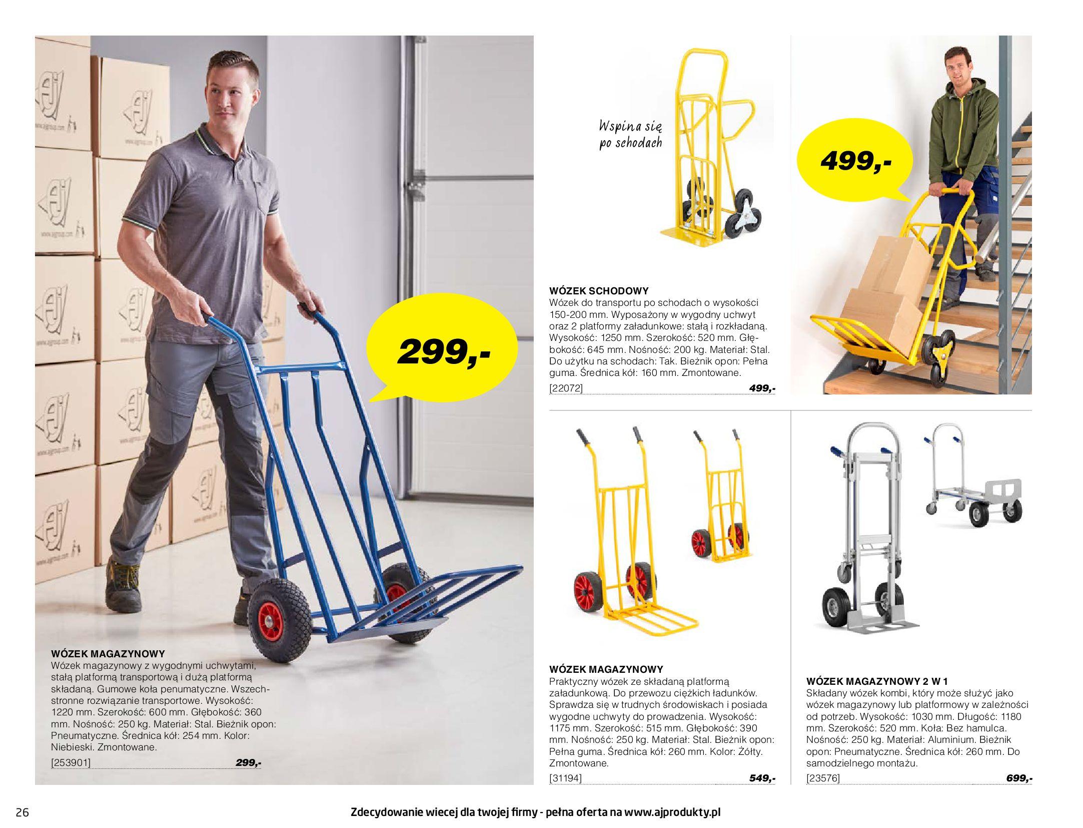 Gazetka AJ Produkty: Gazetka AJ Produkty - katalog przemysł i warsztat 2021-05-07 page-26