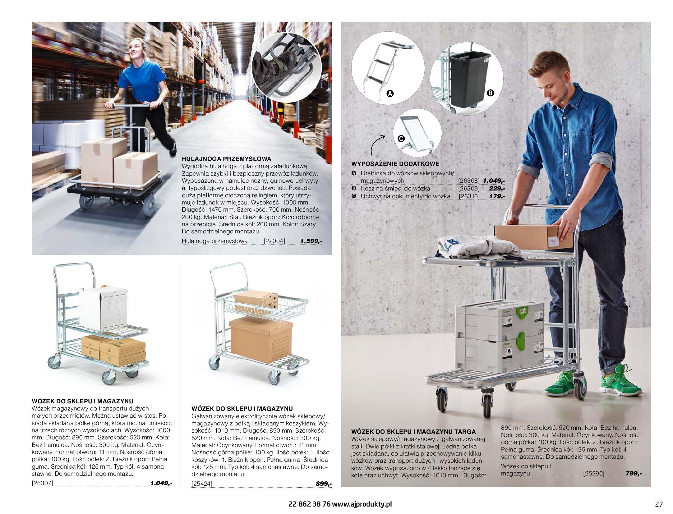Gazetka AJ Produkty: Gazetka AJ Produkty - katalog przemysł i warsztat 2021-05-07 page-27