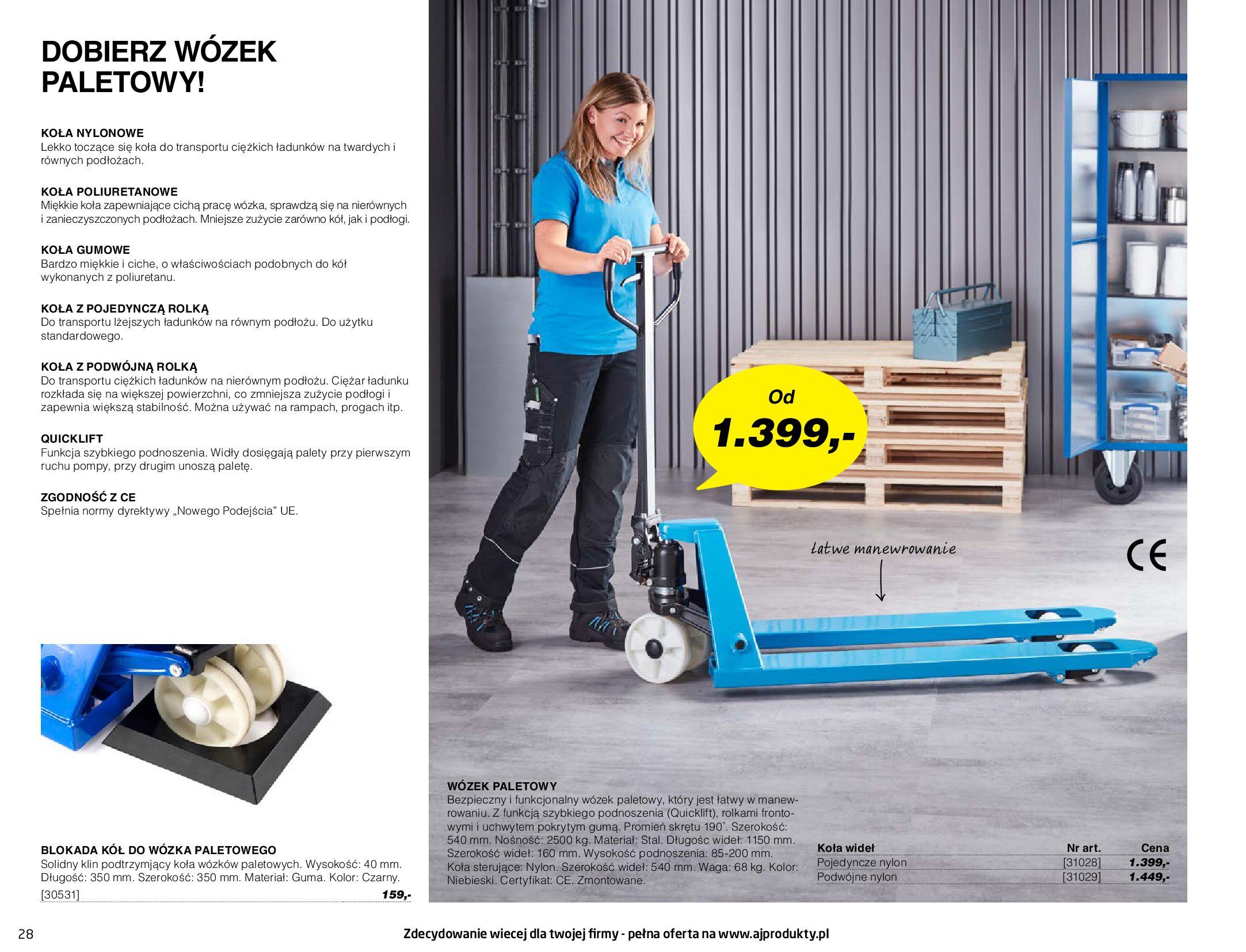 Gazetka AJ Produkty: Gazetka AJ Produkty - katalog przemysł i warsztat 2021-05-07 page-28