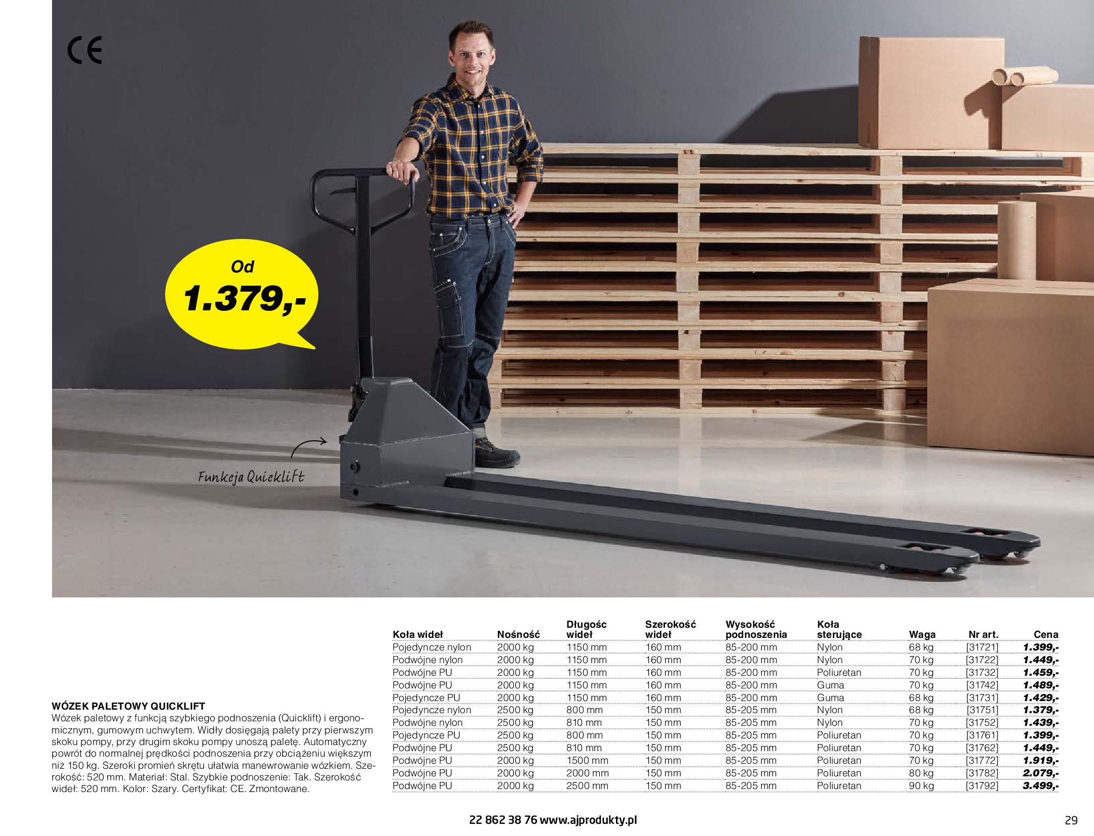 Gazetka AJ Produkty: Gazetka AJ Produkty - katalog przemysł i warsztat 2021-05-07 page-29