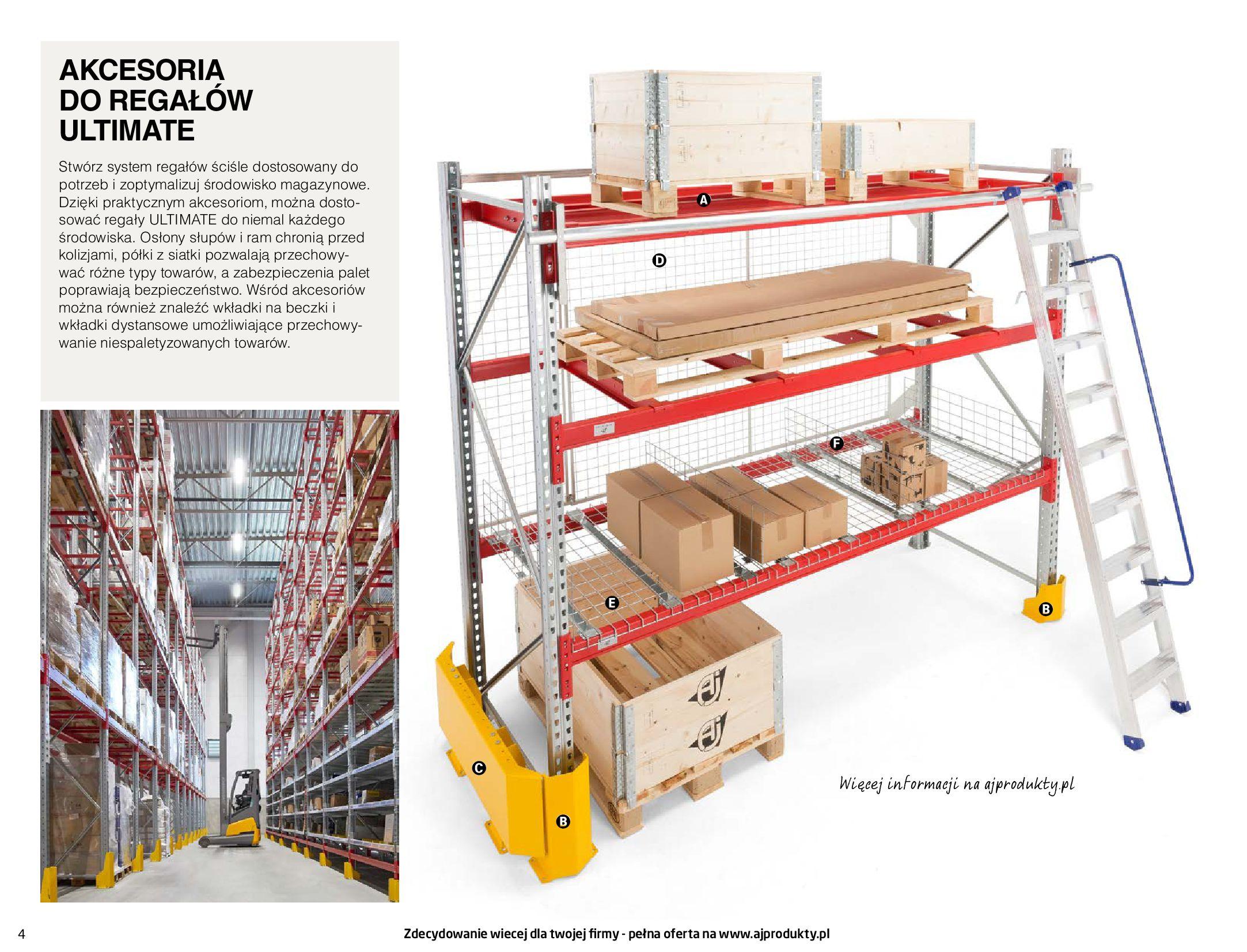 Gazetka AJ Produkty: Gazetka AJ Produkty - katalog przemysł i warsztat 2021-05-07 page-4