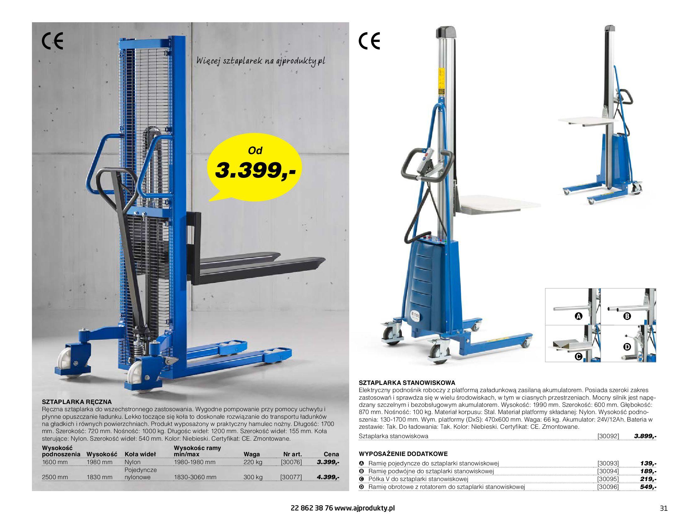Gazetka AJ Produkty: Gazetka AJ Produkty - katalog przemysł i warsztat 2021-05-07 page-31