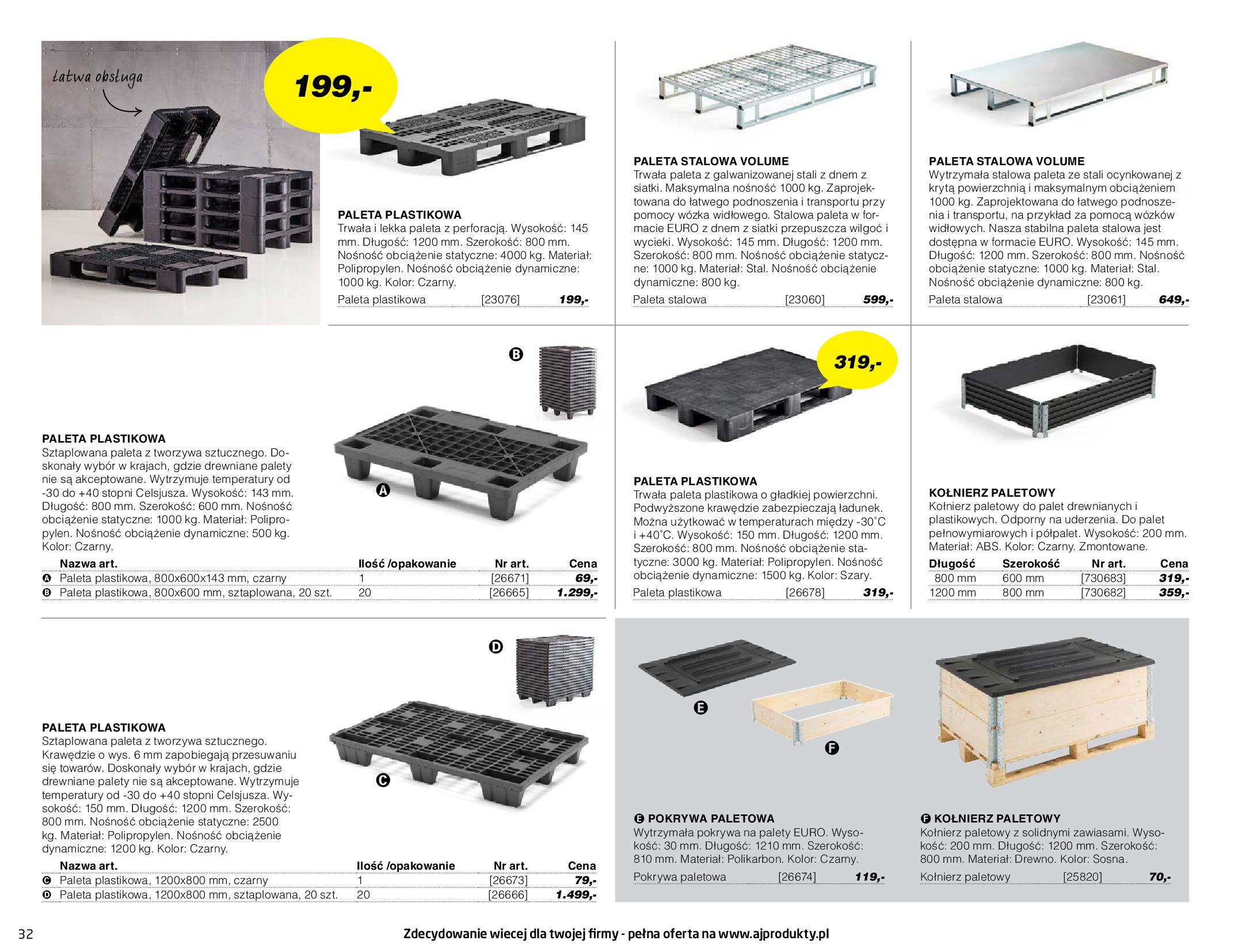 Gazetka AJ Produkty: Gazetka AJ Produkty - katalog przemysł i warsztat 2021-05-07 page-32