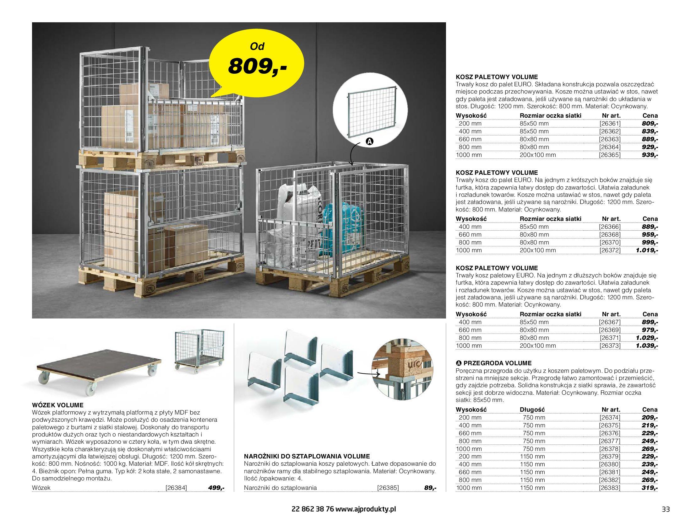 Gazetka AJ Produkty: Gazetka AJ Produkty - katalog przemysł i warsztat 2021-05-07 page-33