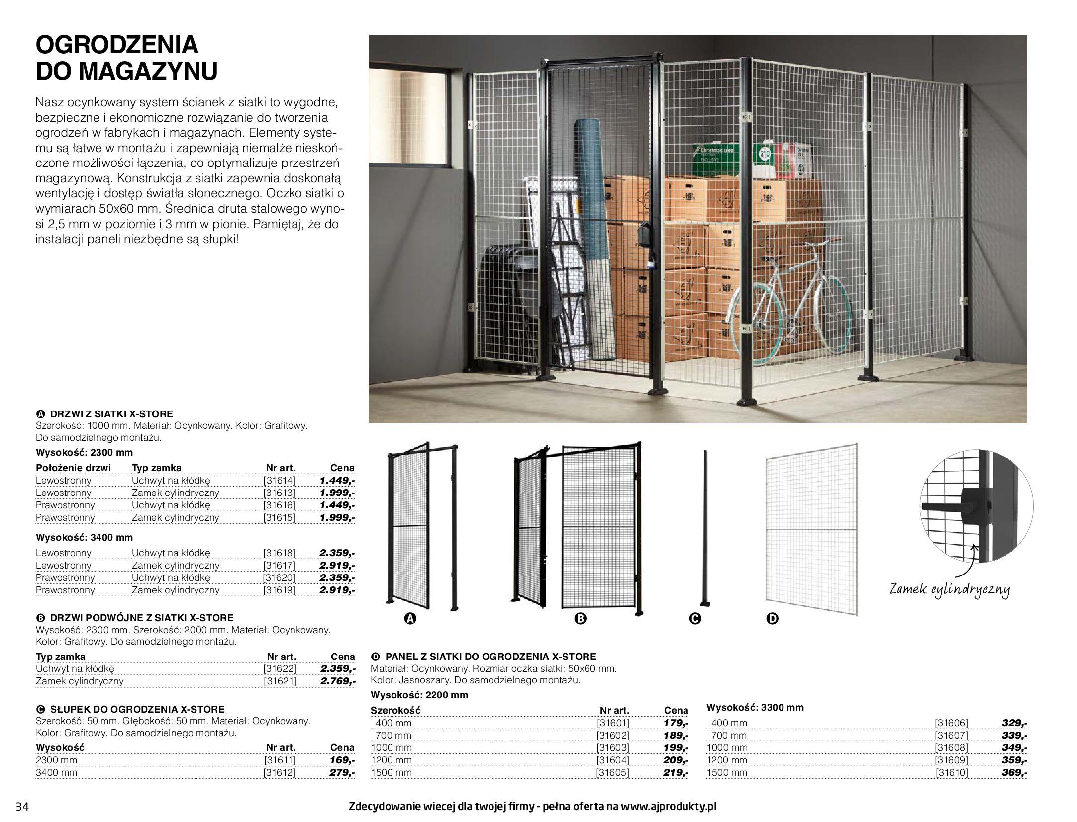 Gazetka AJ Produkty: Gazetka AJ Produkty - katalog przemysł i warsztat 2021-05-07 page-34