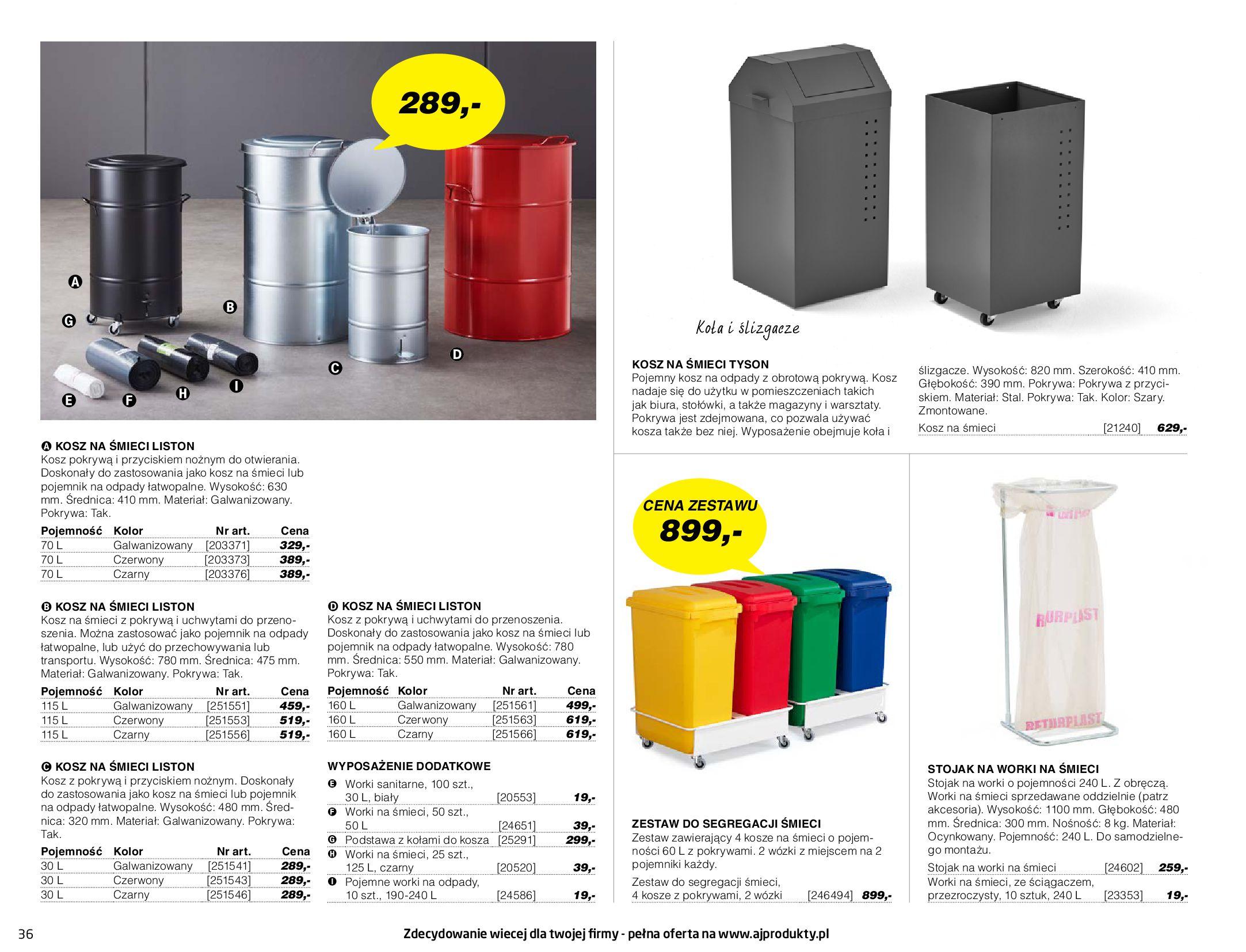 Gazetka AJ Produkty: Gazetka AJ Produkty - katalog przemysł i warsztat 2021-05-07 page-36