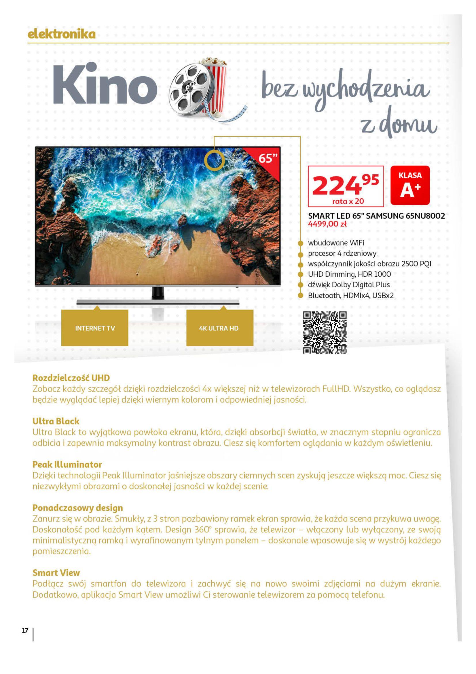Gazetka Auchan - Oferta Auchan Premium-15.05.2019-05.06.2019-page-