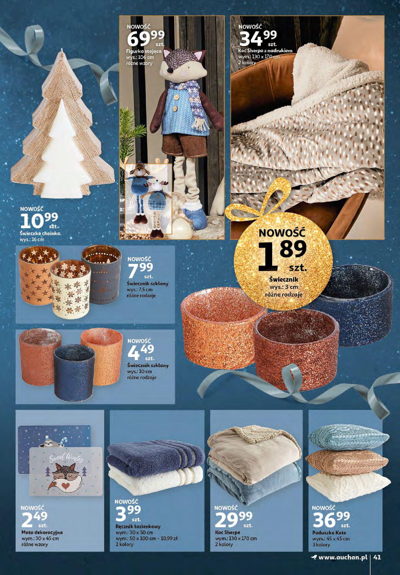 Gazetka Auchan - Magia zabawek i świątecznych ozdób-11.11.2020-25.11.2020-page-41