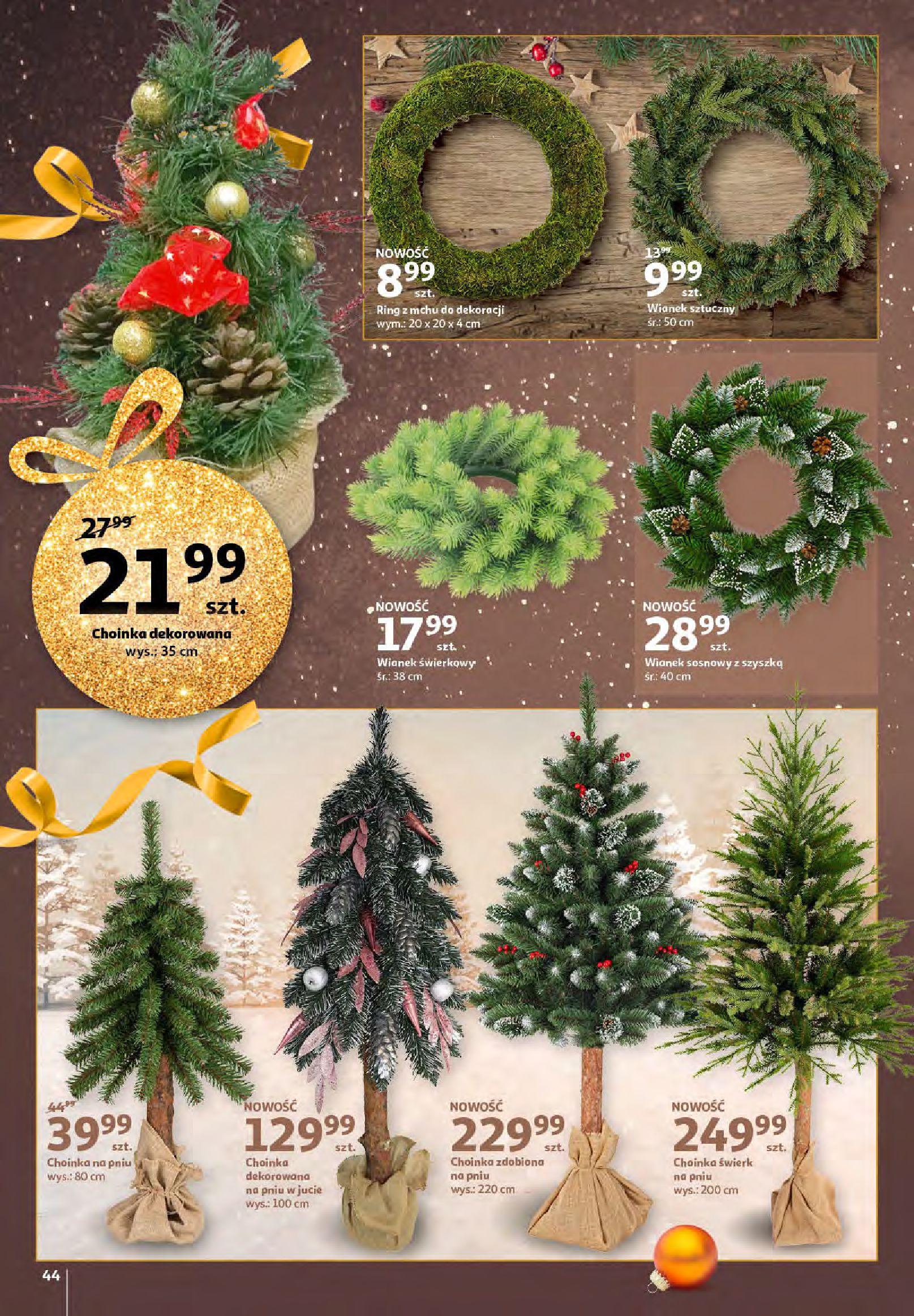 Gazetka Auchan - Magia zabawek i świątecznych ozdób-11.11.2020-25.11.2020-page-44
