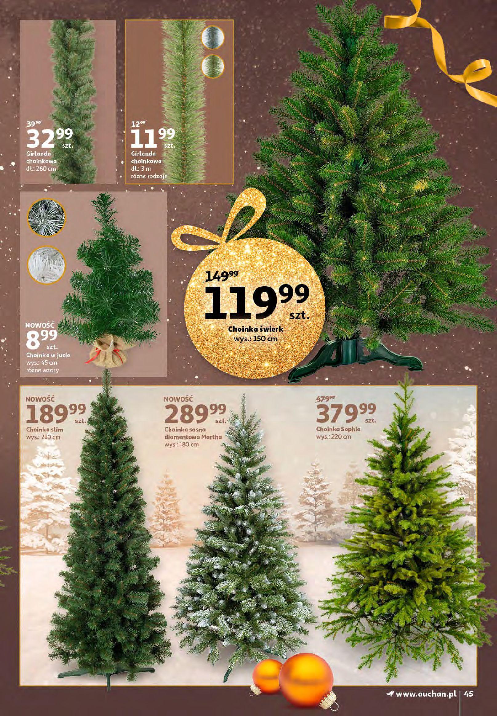 Gazetka Auchan - Magia zabawek i świątecznych ozdób-11.11.2020-25.11.2020-page-45