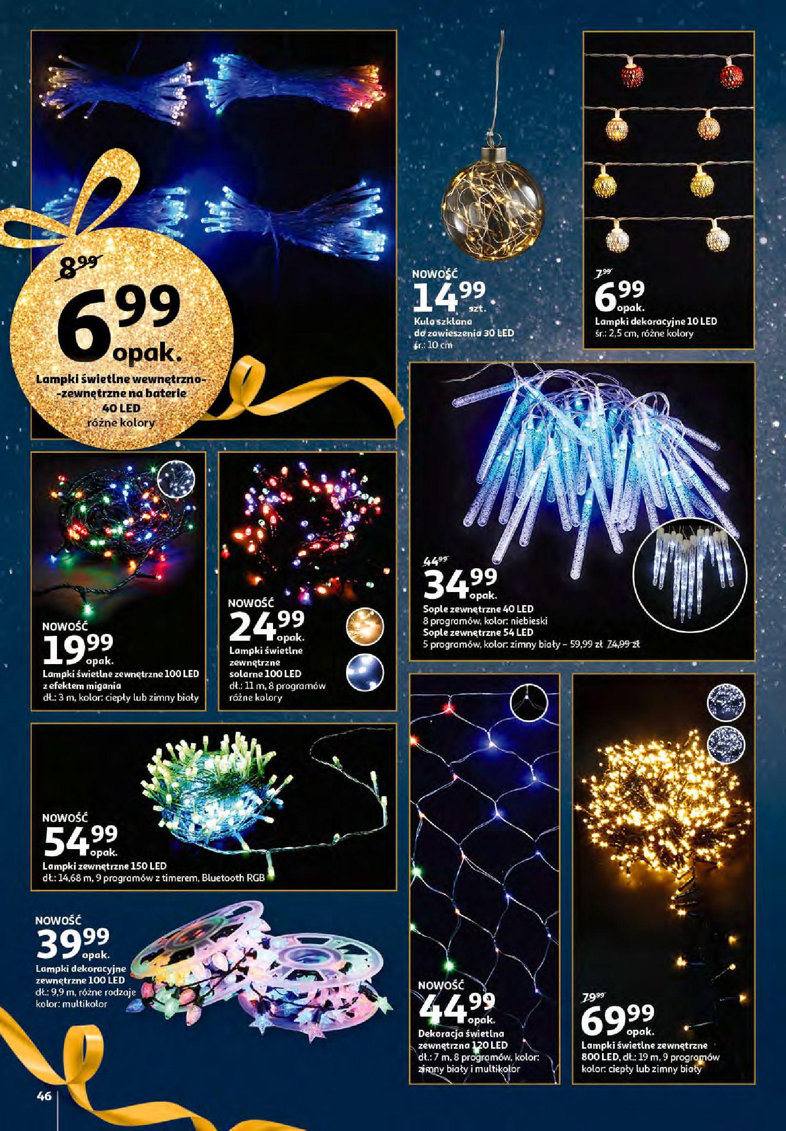Gazetka Auchan - Magia zabawek i świątecznych ozdób-11.11.2020-25.11.2020-page-46