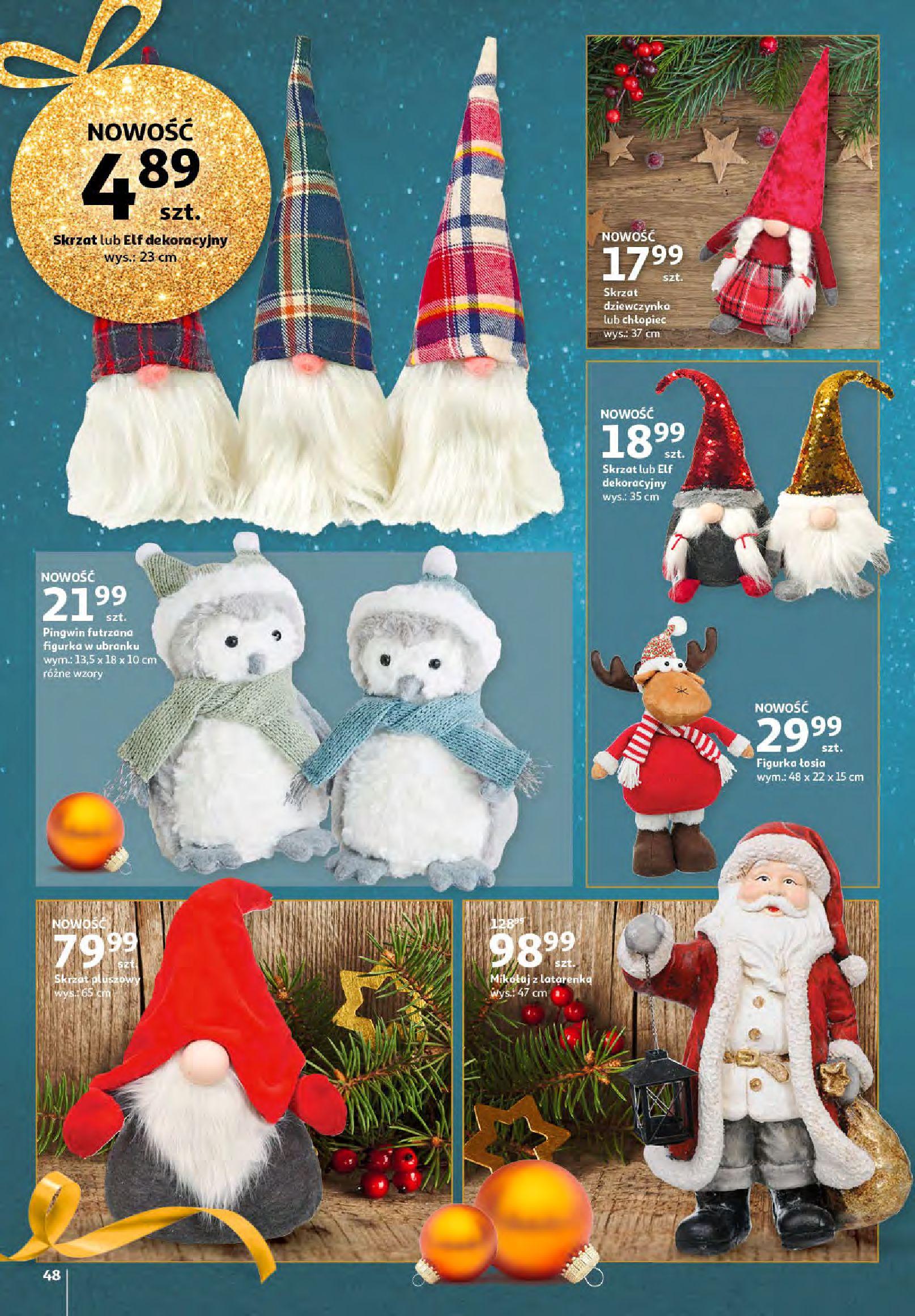 Gazetka Auchan - Magia zabawek i świątecznych ozdób-11.11.2020-25.11.2020-page-48