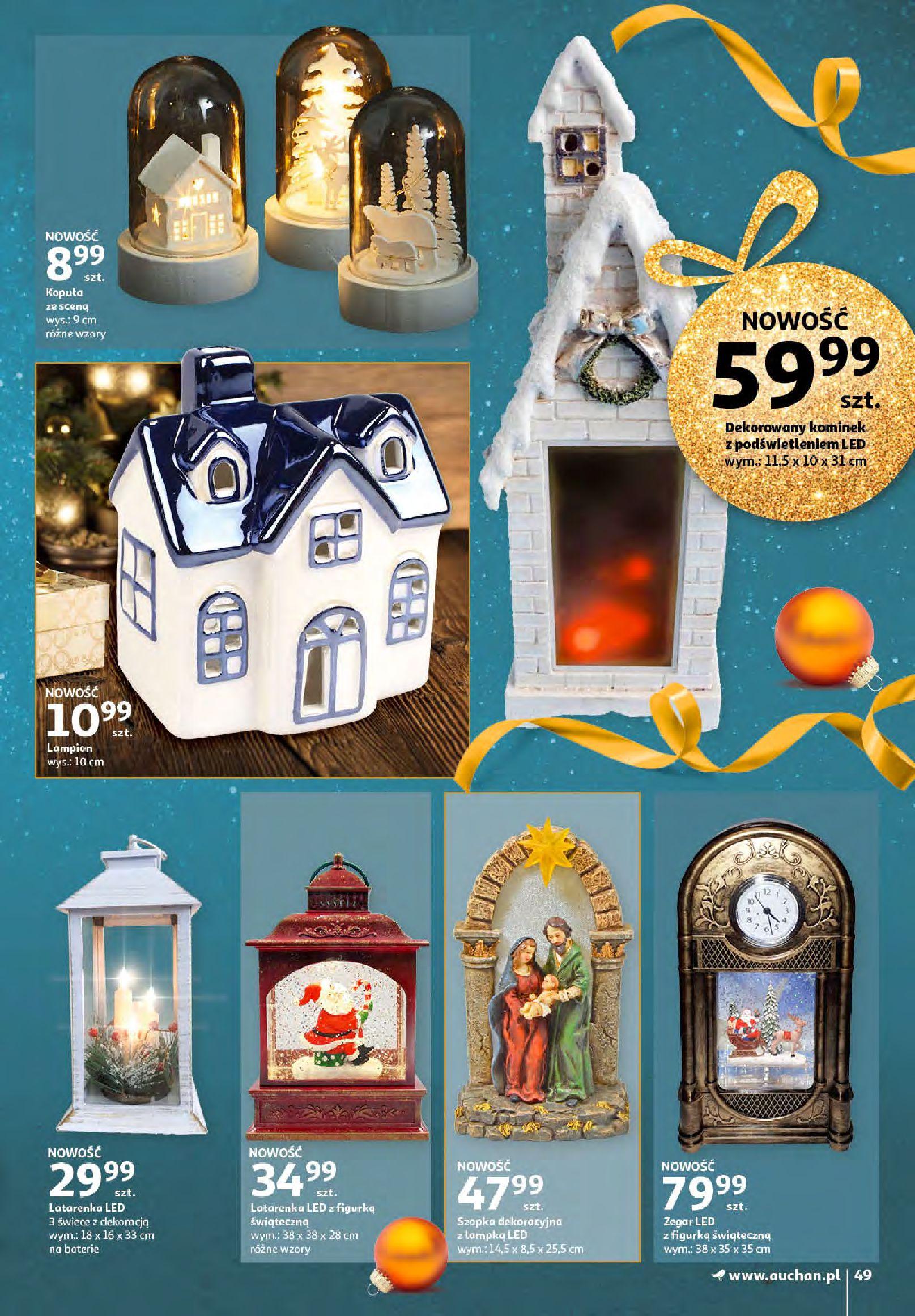 Gazetka Auchan - Magia zabawek i świątecznych ozdób-11.11.2020-25.11.2020-page-49