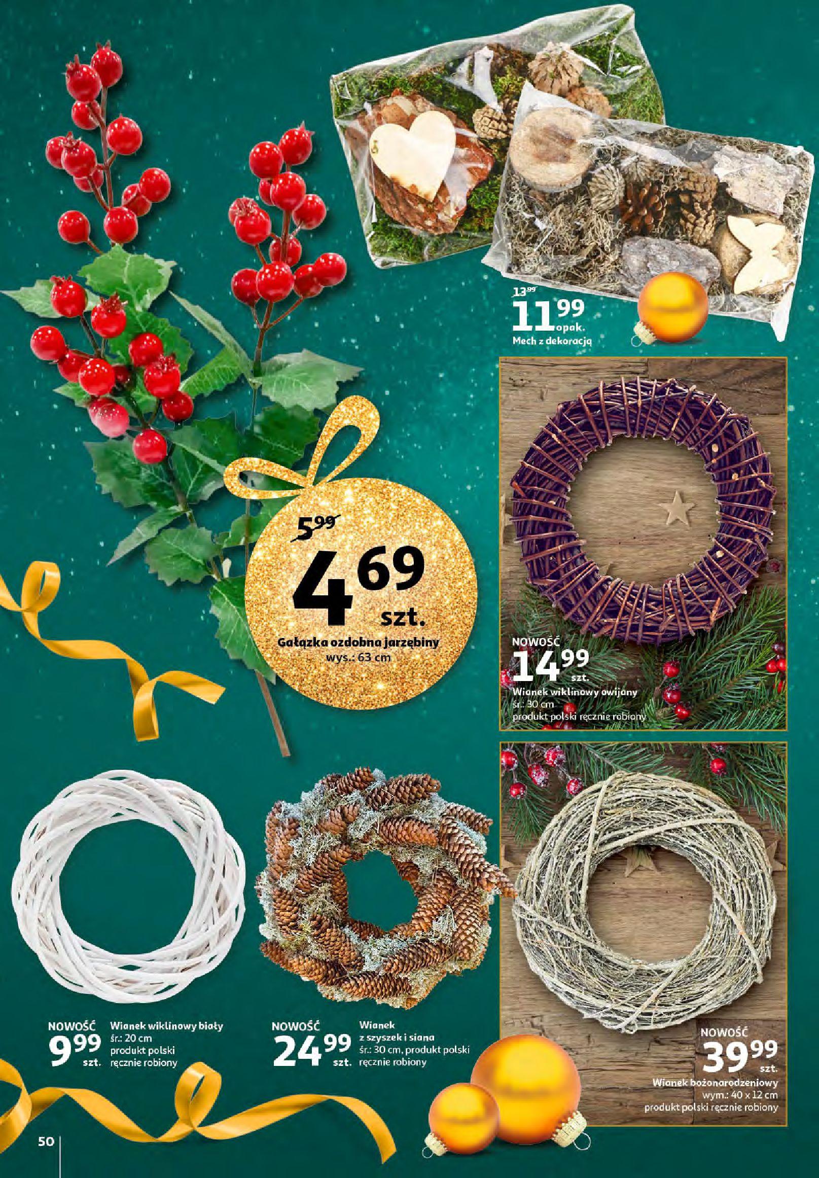 Gazetka Auchan - Magia zabawek i świątecznych ozdób-11.11.2020-25.11.2020-page-50