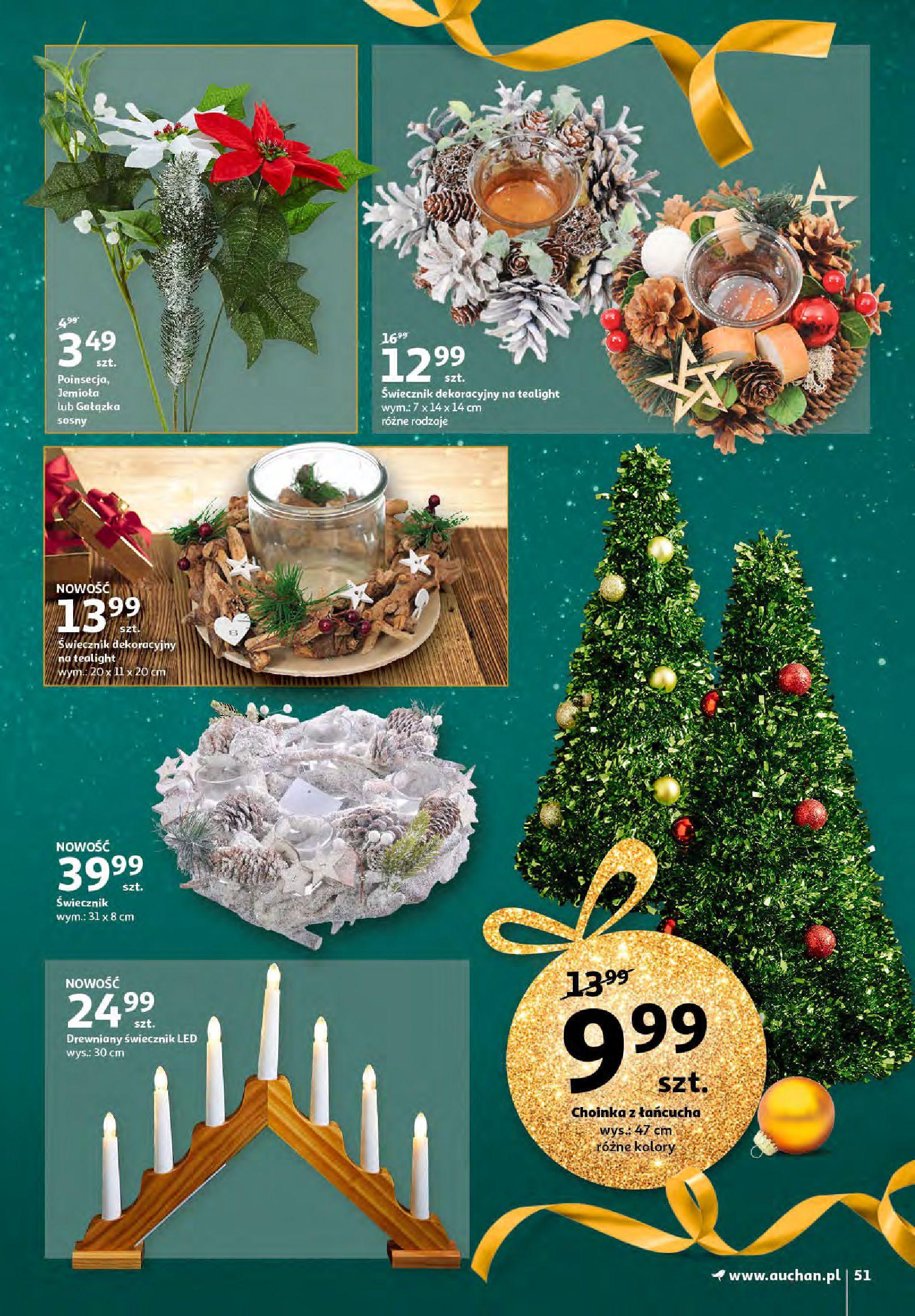 Gazetka Auchan - Magia zabawek i świątecznych ozdób-11.11.2020-25.11.2020-page-51