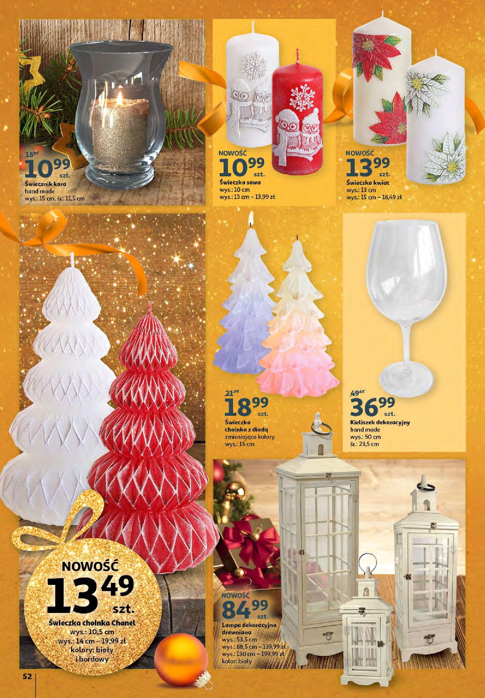 Gazetka Auchan - Magia zabawek i świątecznych ozdób-11.11.2020-25.11.2020-page-52