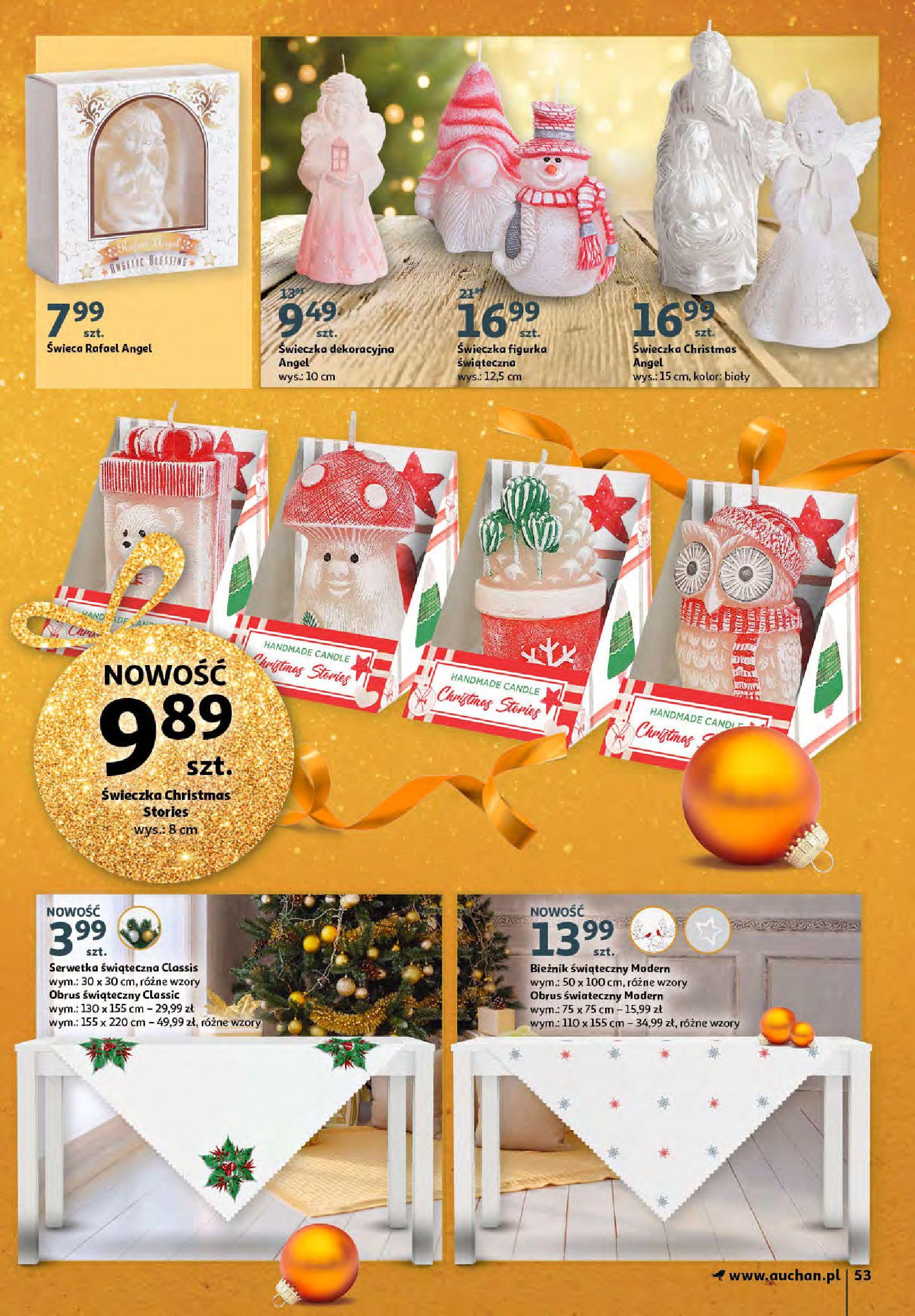 Gazetka Auchan - Magia zabawek i świątecznych ozdób-11.11.2020-25.11.2020-page-53