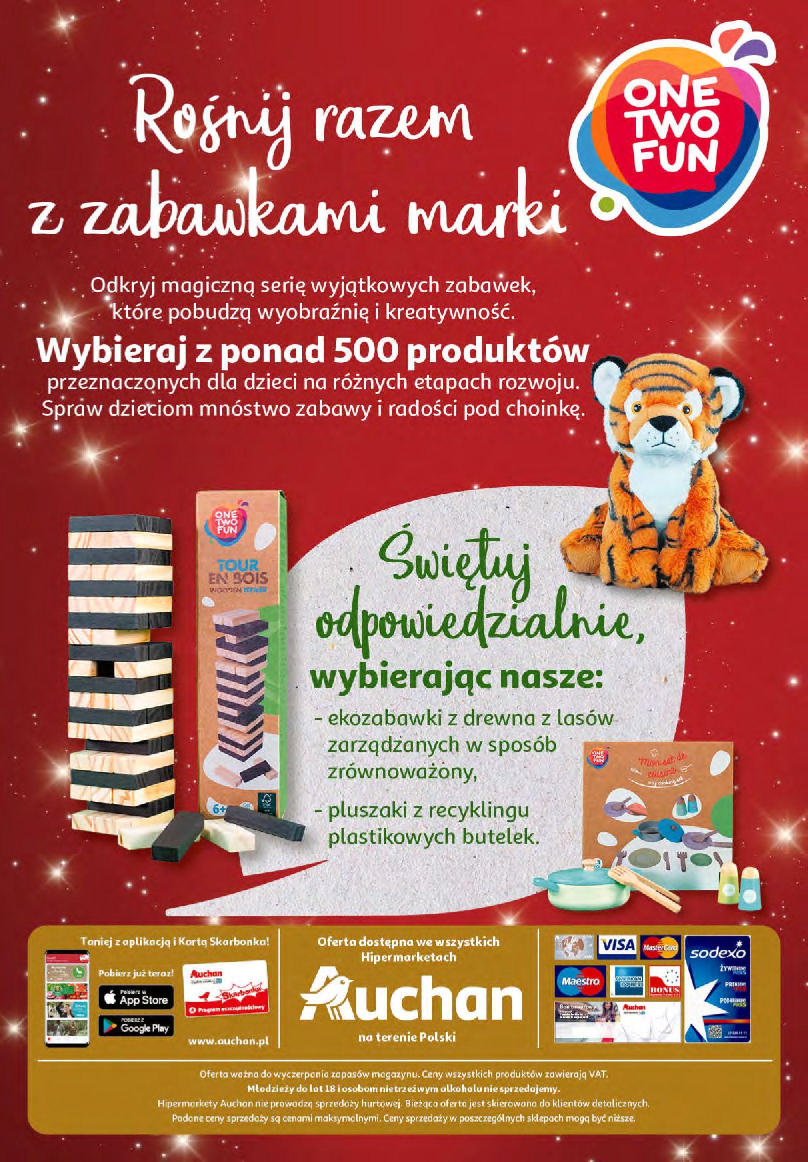 Gazetka Auchan - Magia zabawek i świątecznych ozdób-11.11.2020-25.11.2020-page-56