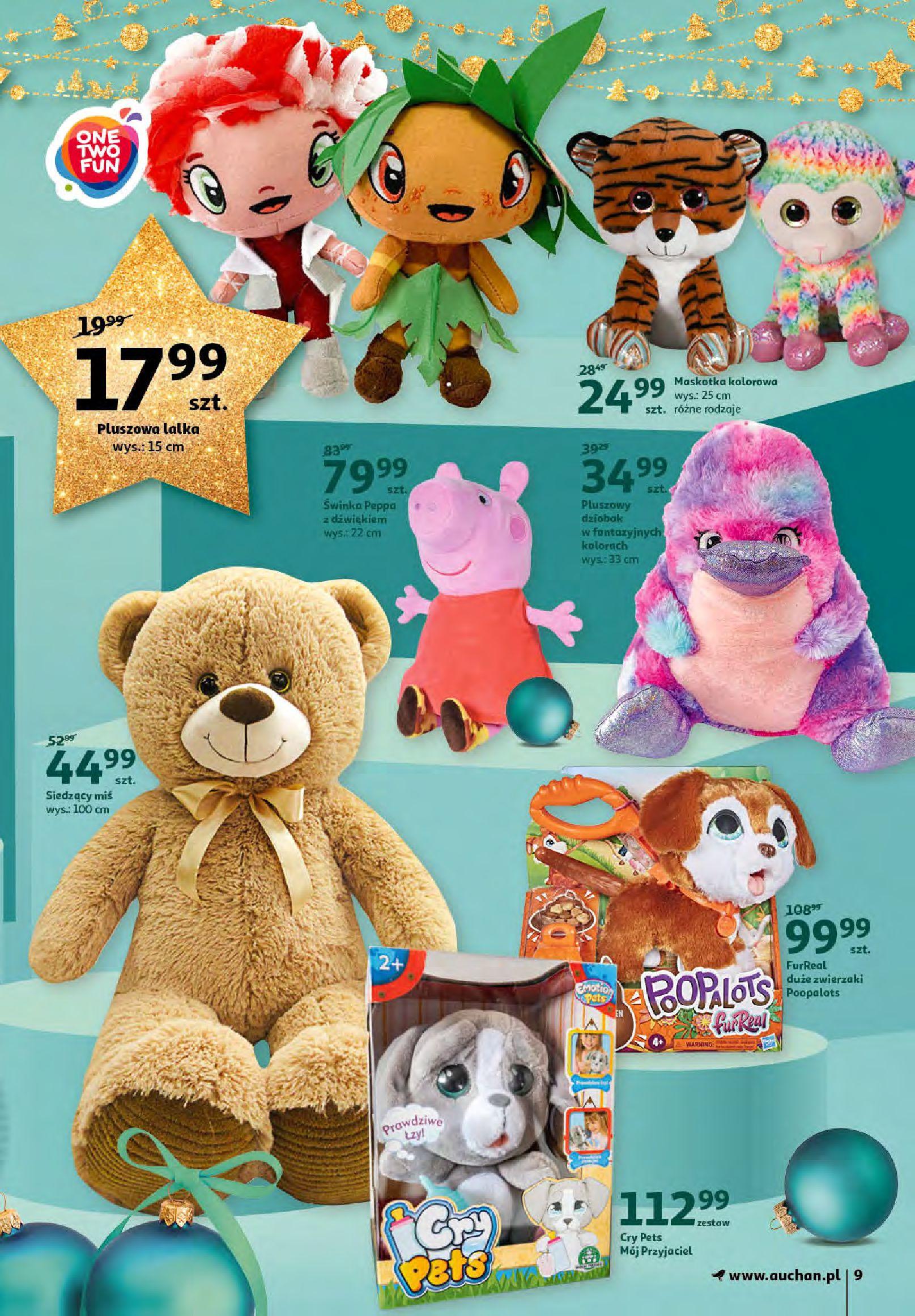 Gazetka Auchan - Magia zabawek i świątecznych ozdób-11.11.2020-25.11.2020-page-9