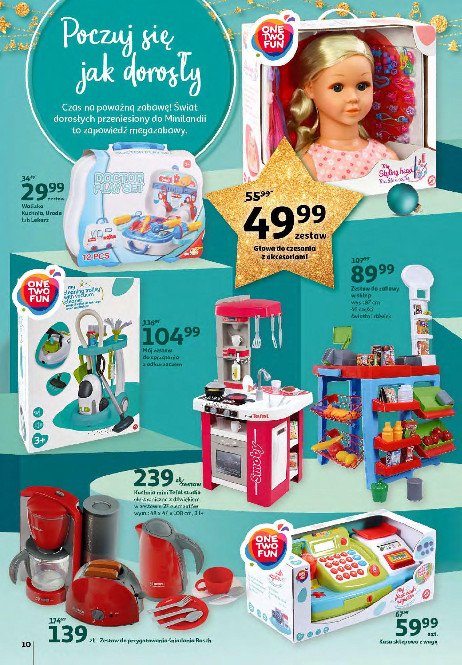 Gazetka Auchan - Magia zabawek i świątecznych ozdób-11.11.2020-25.11.2020-page-10