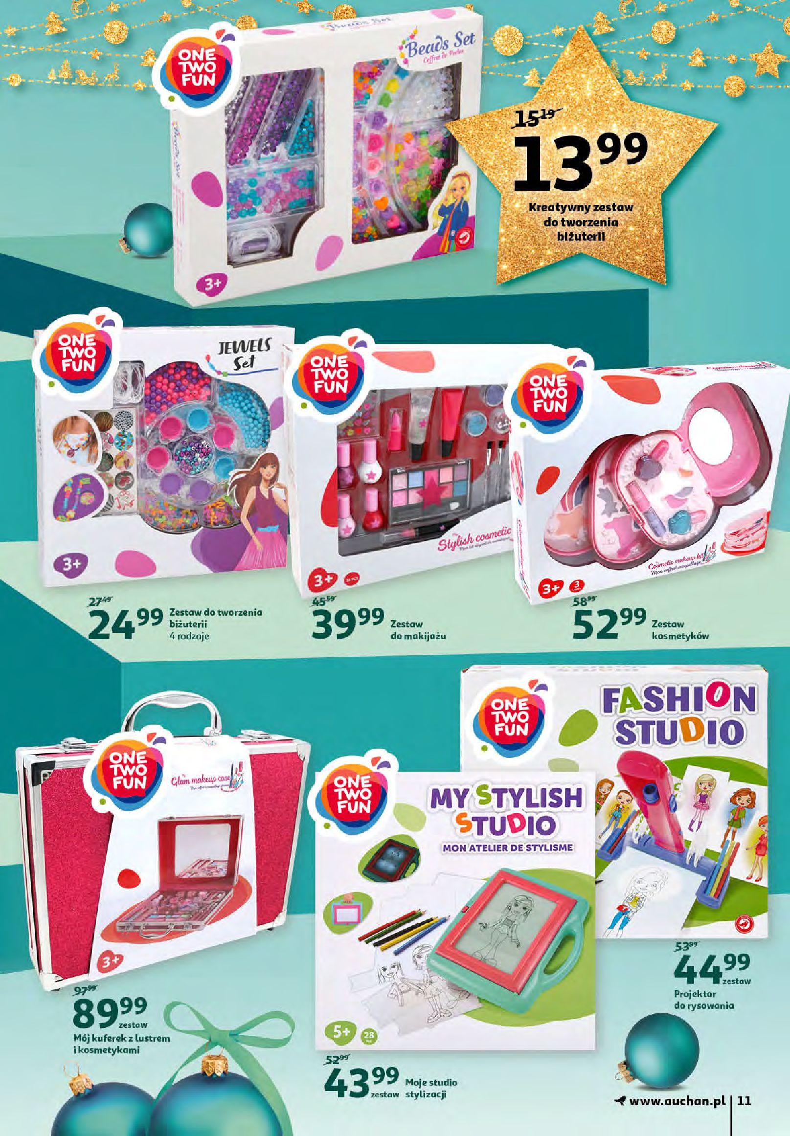 Gazetka Auchan - Magia zabawek i świątecznych ozdób-11.11.2020-25.11.2020-page-11