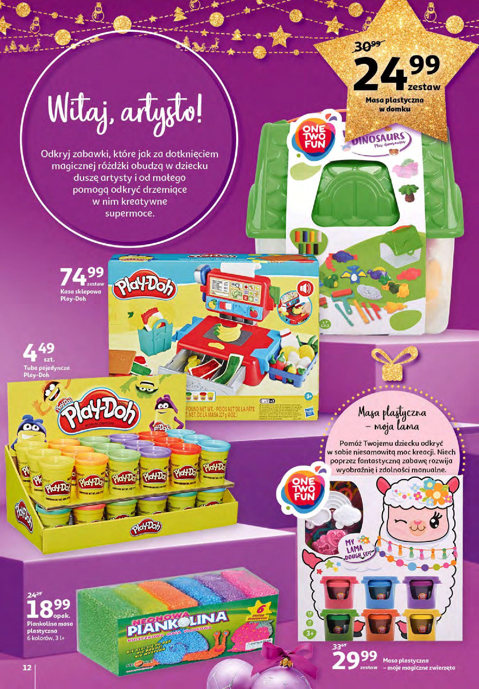 Gazetka Auchan - Magia zabawek i świątecznych ozdób-11.11.2020-25.11.2020-page-12