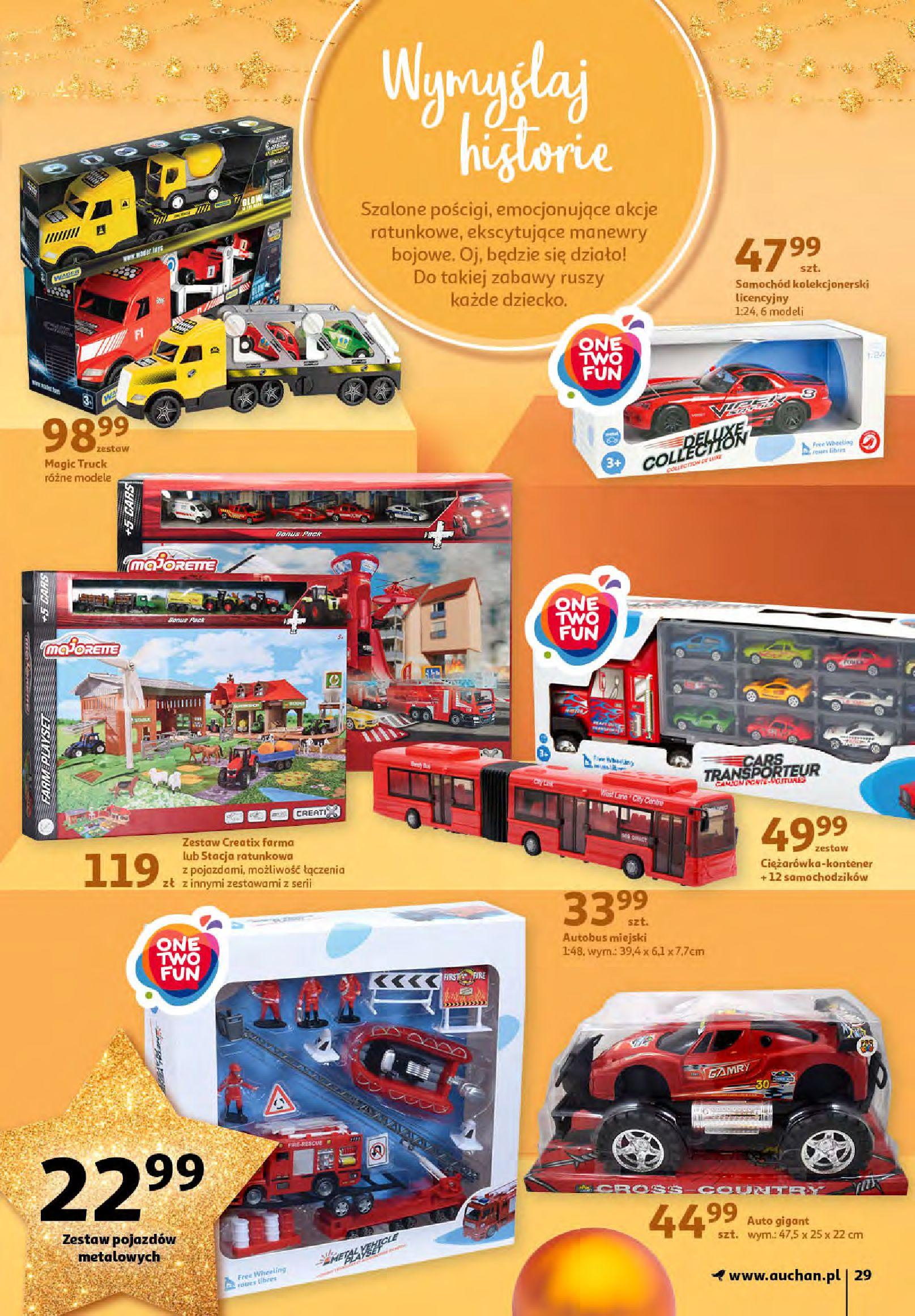 Gazetka Auchan - Magia zabawek i świątecznych ozdób-11.11.2020-25.11.2020-page-29