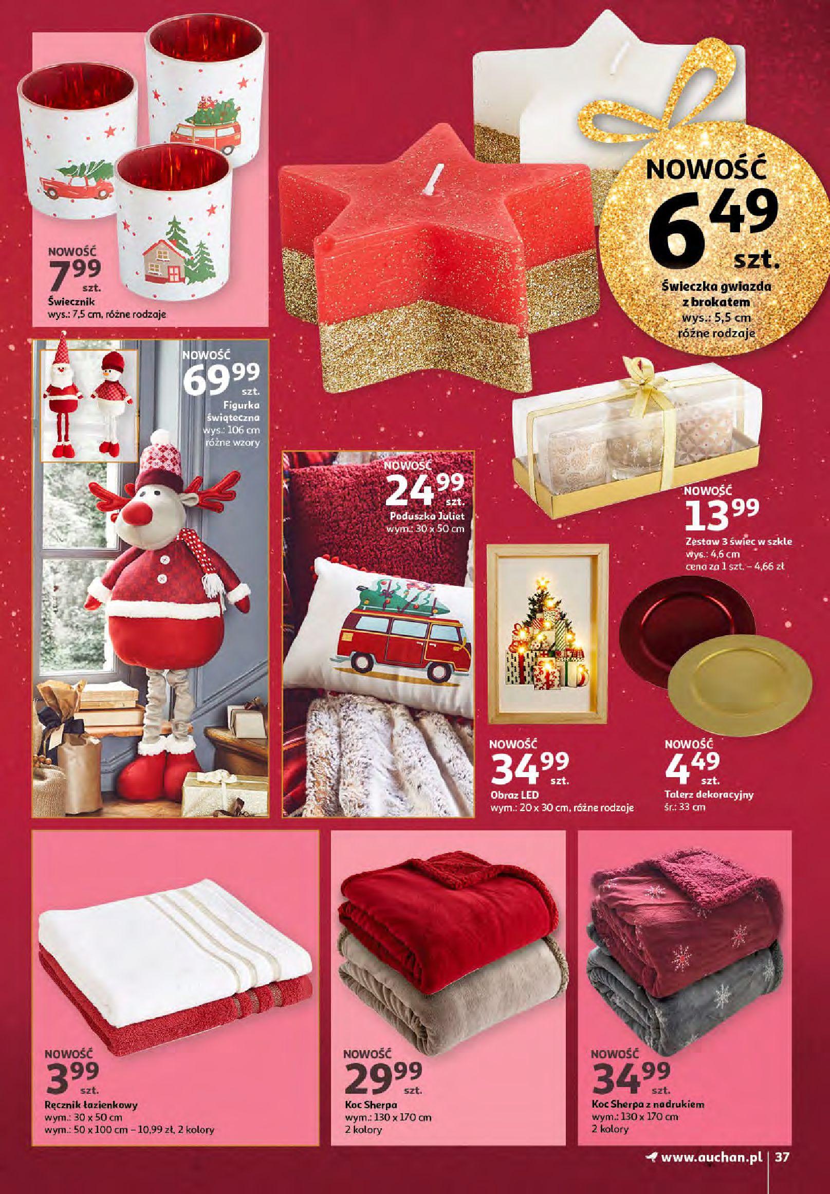 Gazetka Auchan - Magia zabawek i świątecznych ozdób-11.11.2020-25.11.2020-page-37