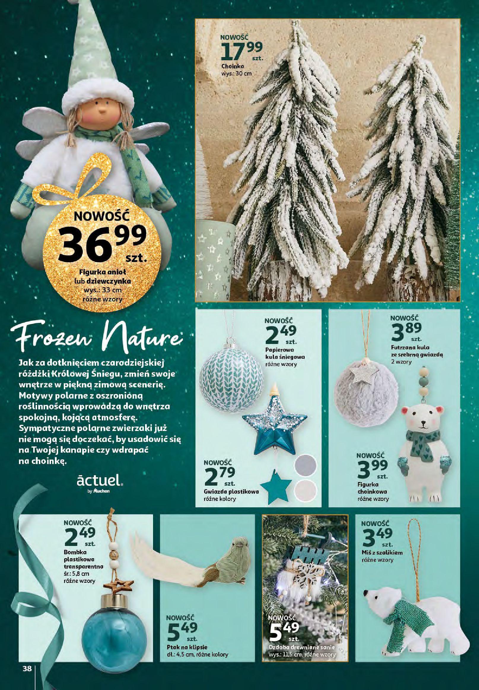 Gazetka Auchan - Magia zabawek i świątecznych ozdób-11.11.2020-25.11.2020-page-38