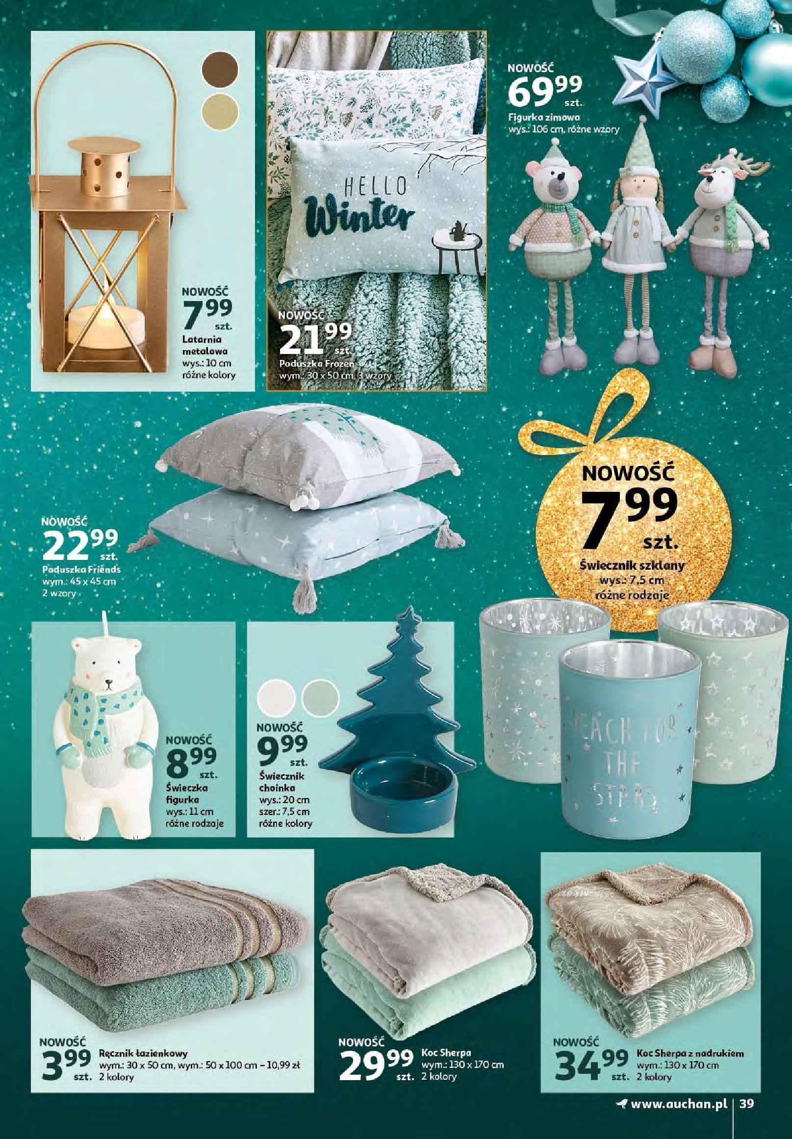 Gazetka Auchan - Magia zabawek i świątecznych ozdób-11.11.2020-25.11.2020-page-39