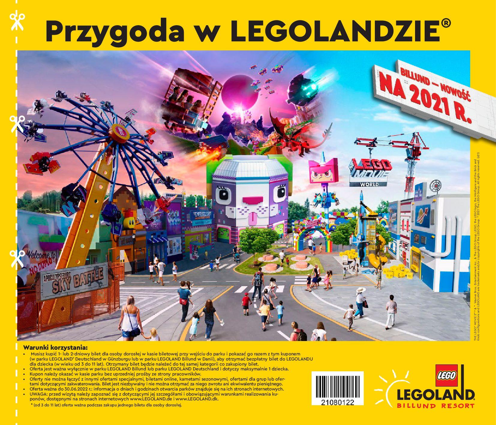 Gazetka LEGO: Gazetka LEGO - katalog 2021-06-30 page-5