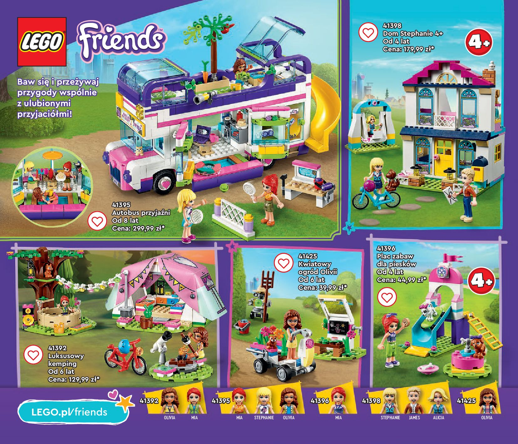 Gazetka LEGO: Gazetka LEGO - katalog 2021-06-30 page-42