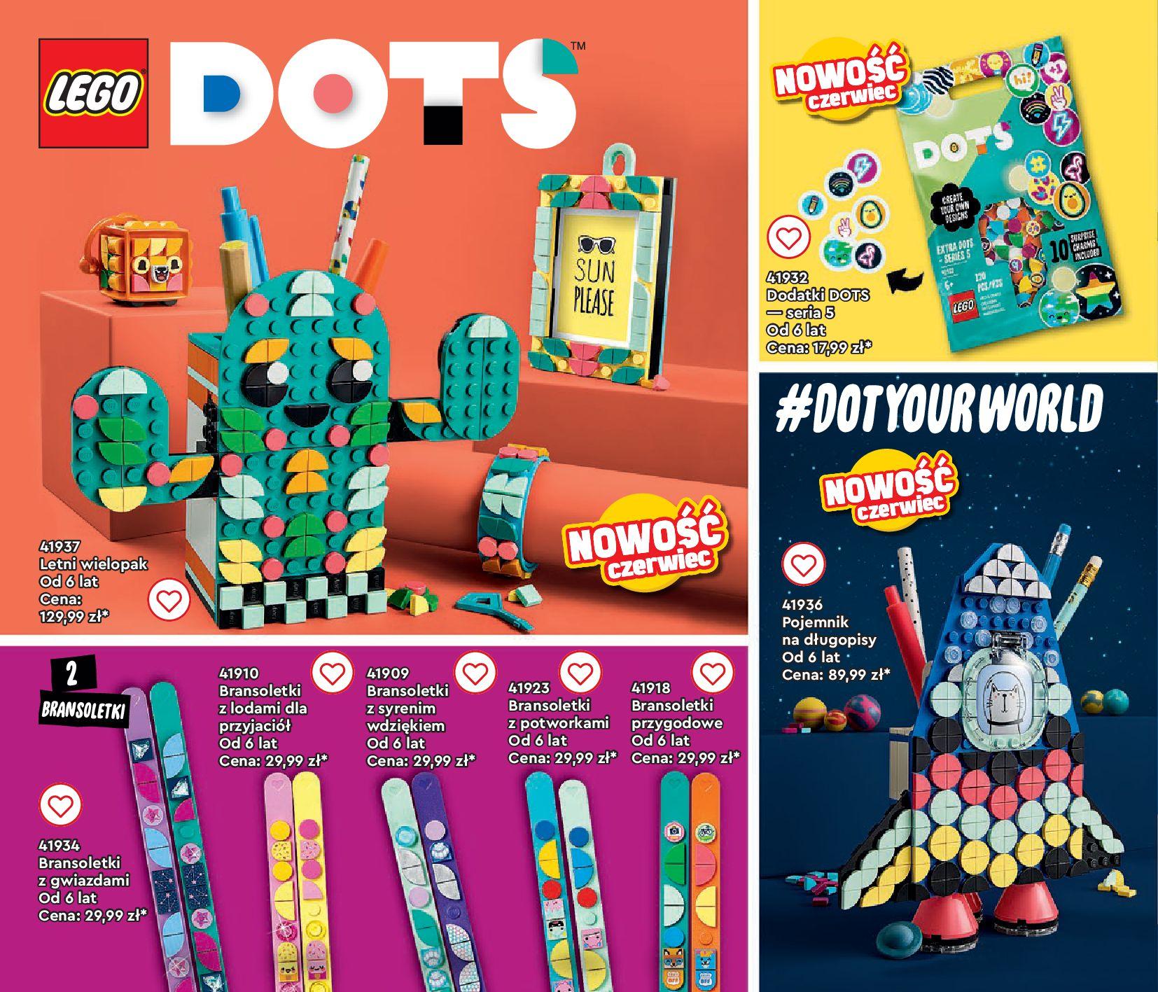 Gazetka LEGO: Gazetka LEGO - katalog 2021-06-30 page-44