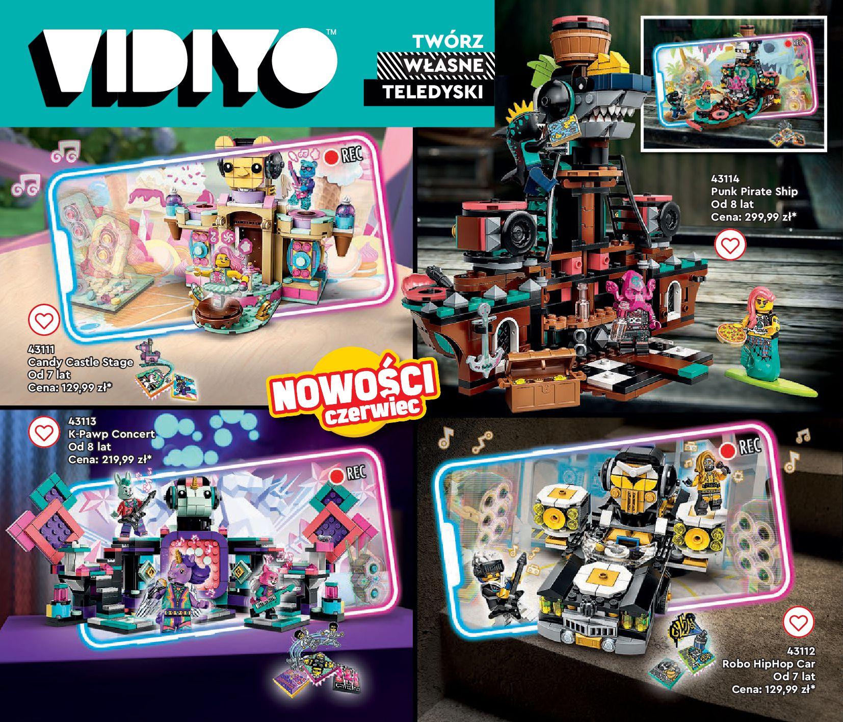 Gazetka LEGO: Gazetka LEGO - katalog 2021-06-30 page-50