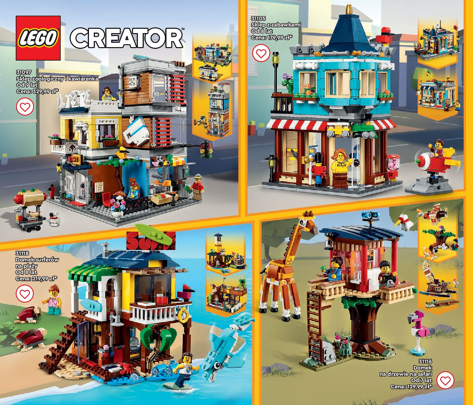 Gazetka LEGO: Gazetka LEGO - katalog 2021-06-30 page-52