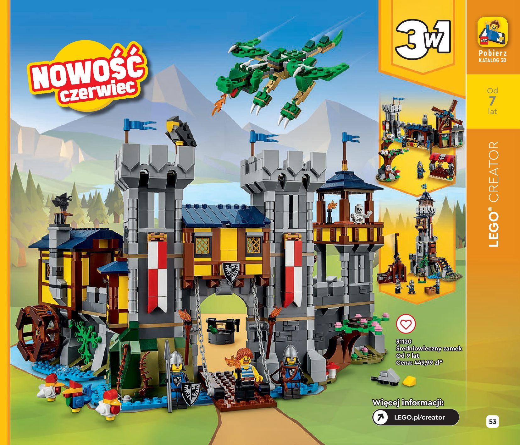 Gazetka LEGO: Gazetka LEGO - katalog 2021-06-30 page-53