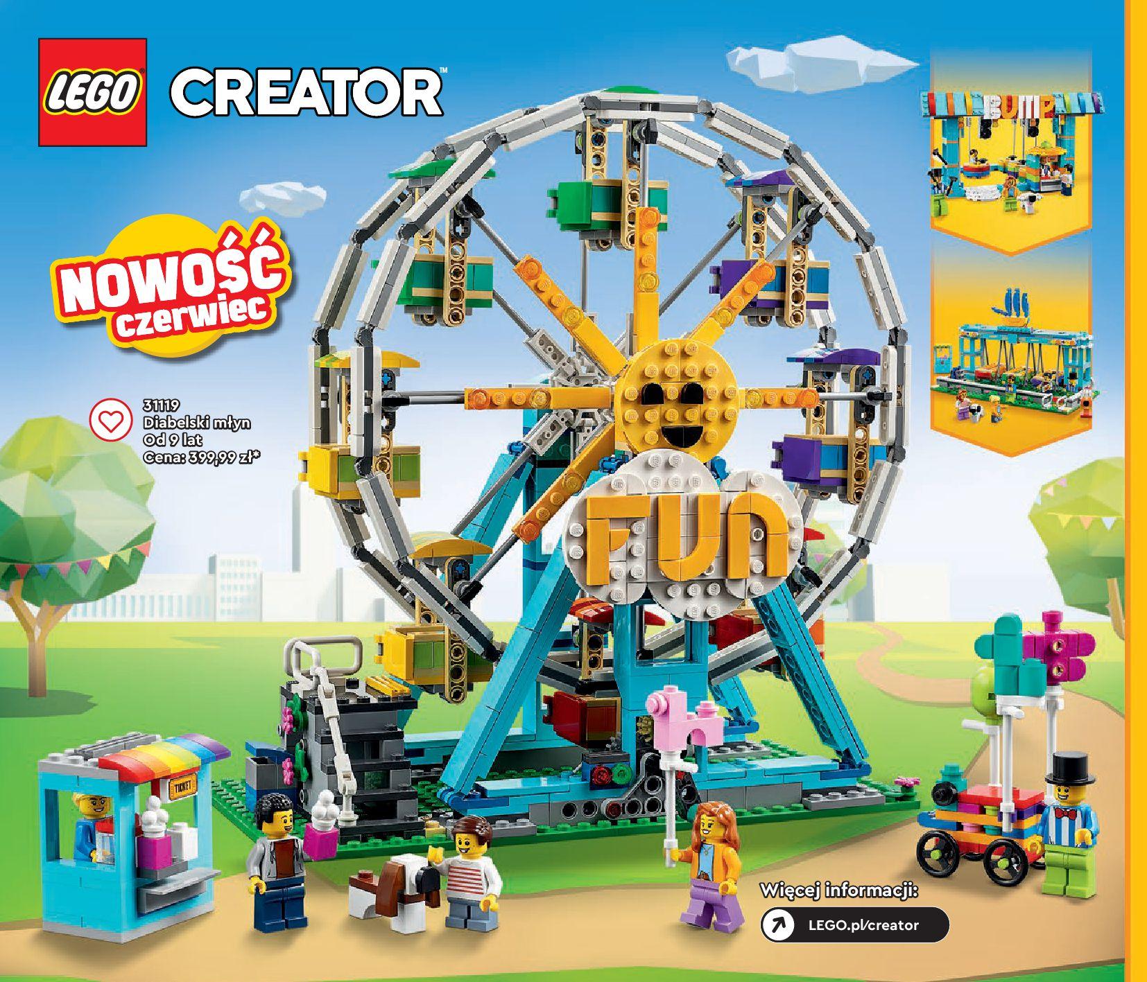 Gazetka LEGO: Gazetka LEGO - katalog 2021-06-30 page-54