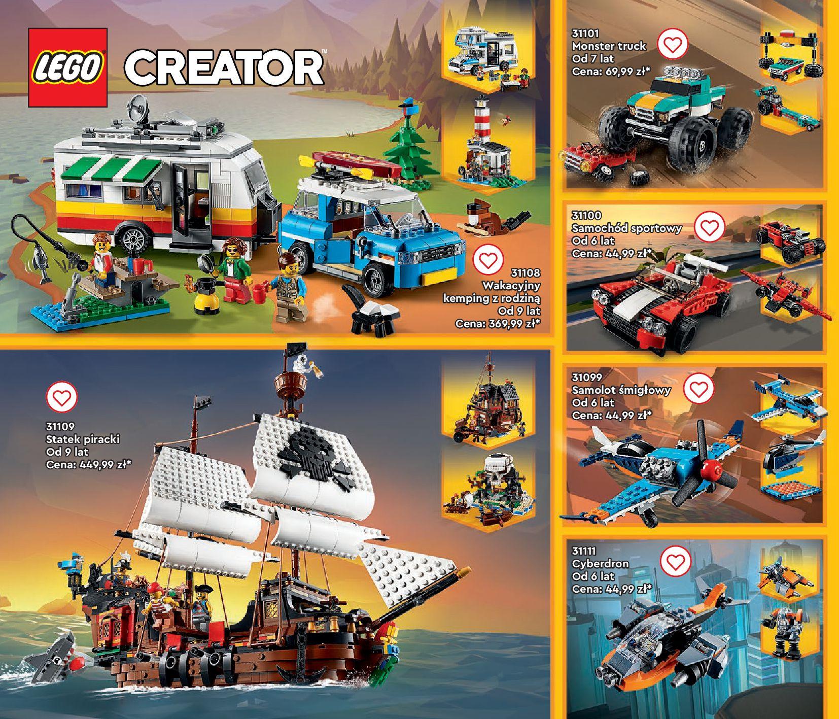 Gazetka LEGO: Gazetka LEGO - katalog 2021-06-30 page-56