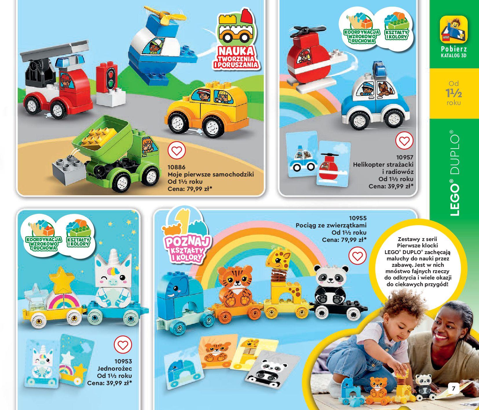 Gazetka LEGO: Gazetka LEGO - katalog 2021-06-30 page-7