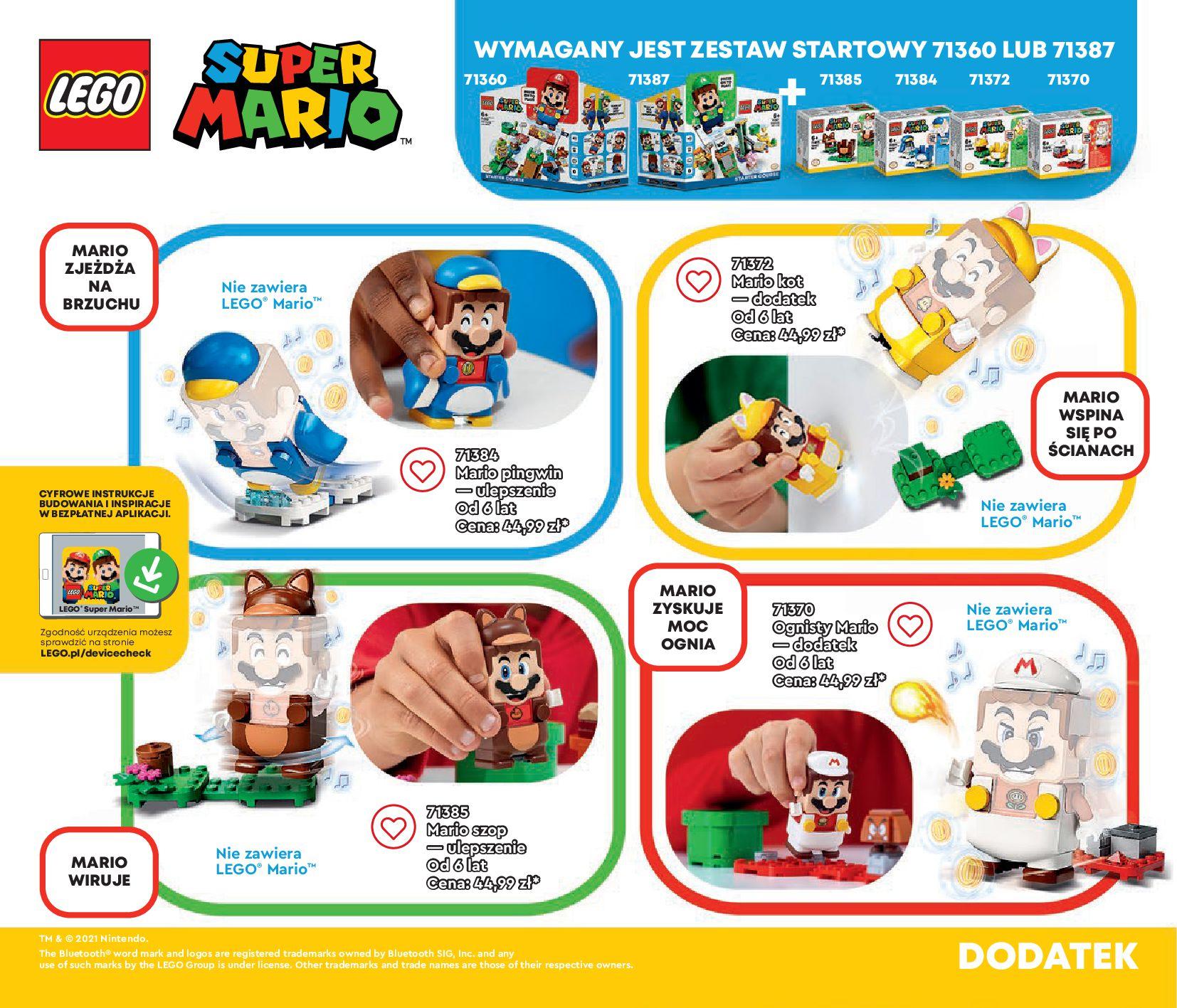 Gazetka LEGO: Gazetka LEGO - katalog 2021-06-30 page-62
