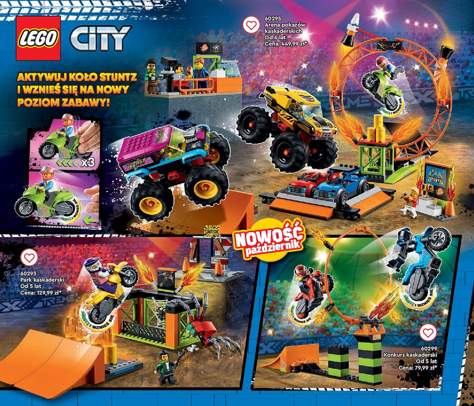 Gazetka LEGO: Gazetka LEGO - katalog 2021-06-30 page-64