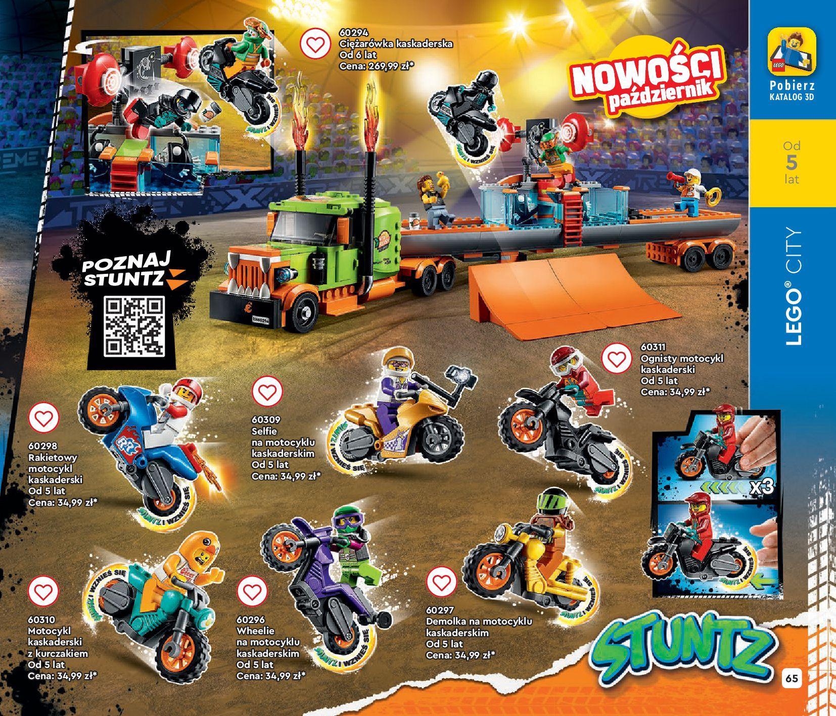 Gazetka LEGO: Gazetka LEGO - katalog 2021-06-30 page-65