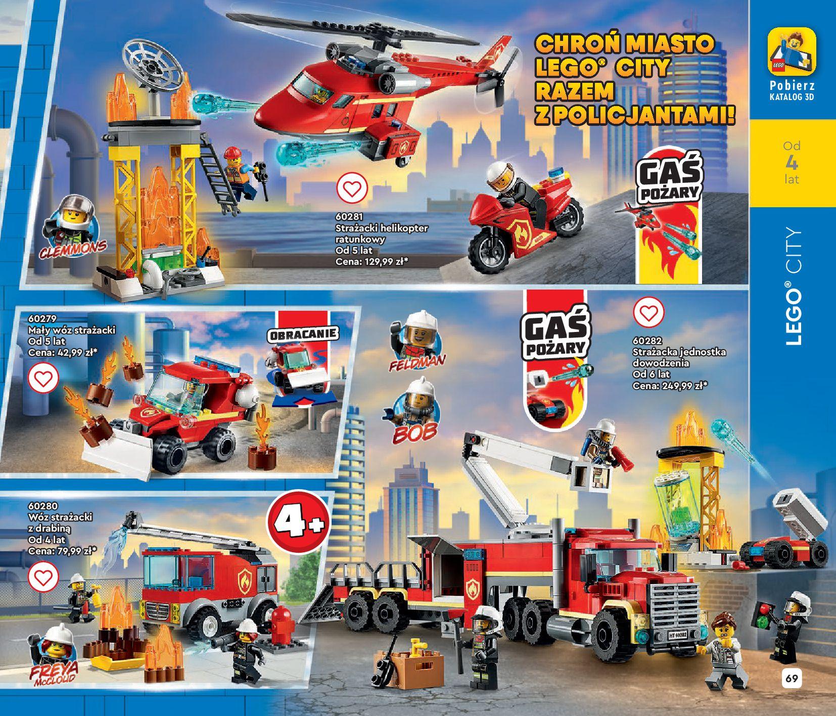 Gazetka LEGO: Gazetka LEGO - katalog 2021-06-30 page-69